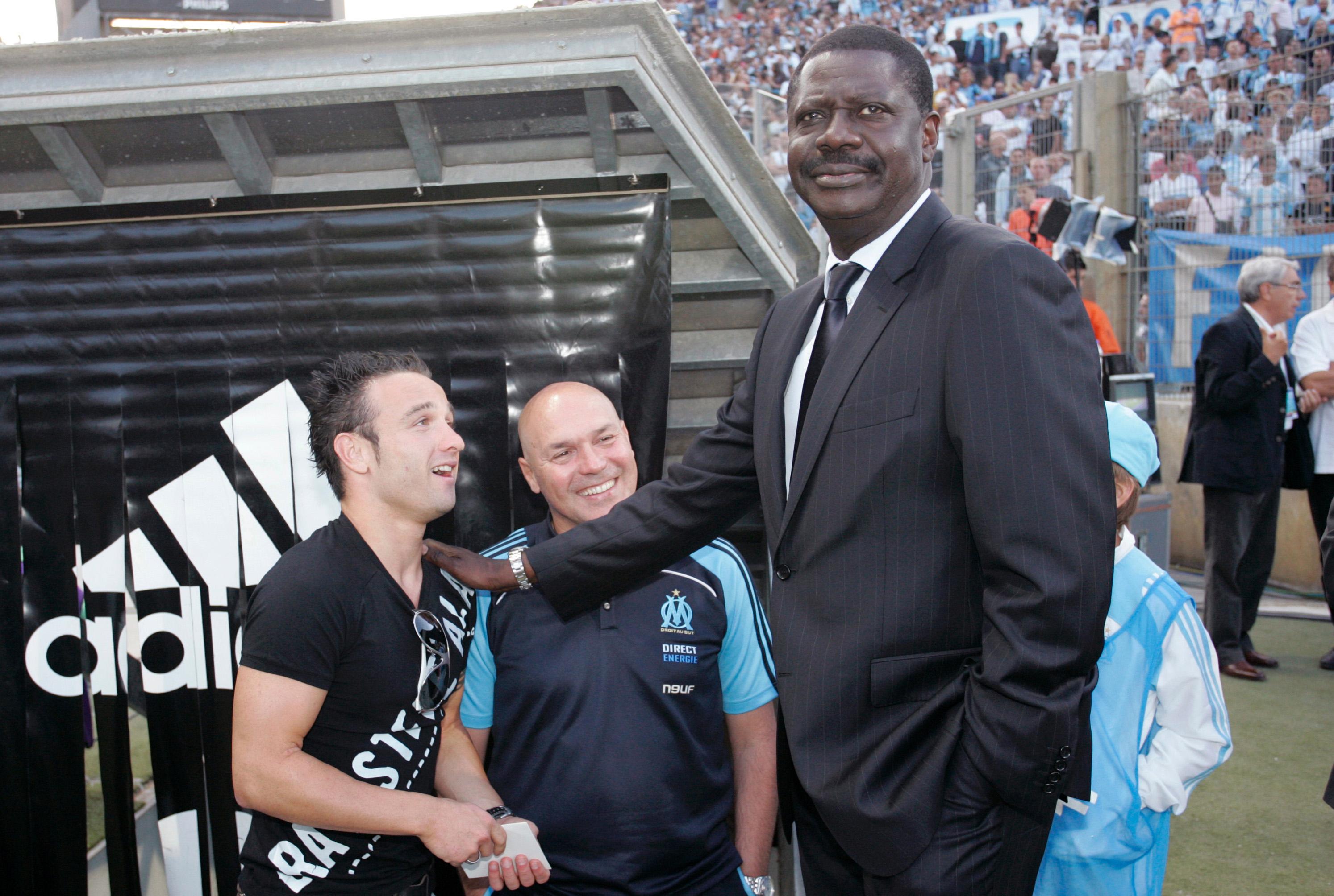 Football - Ligue 1 - Afrique, PTT, OM : Pape Diouf, un fabuleux destin en cinq dates