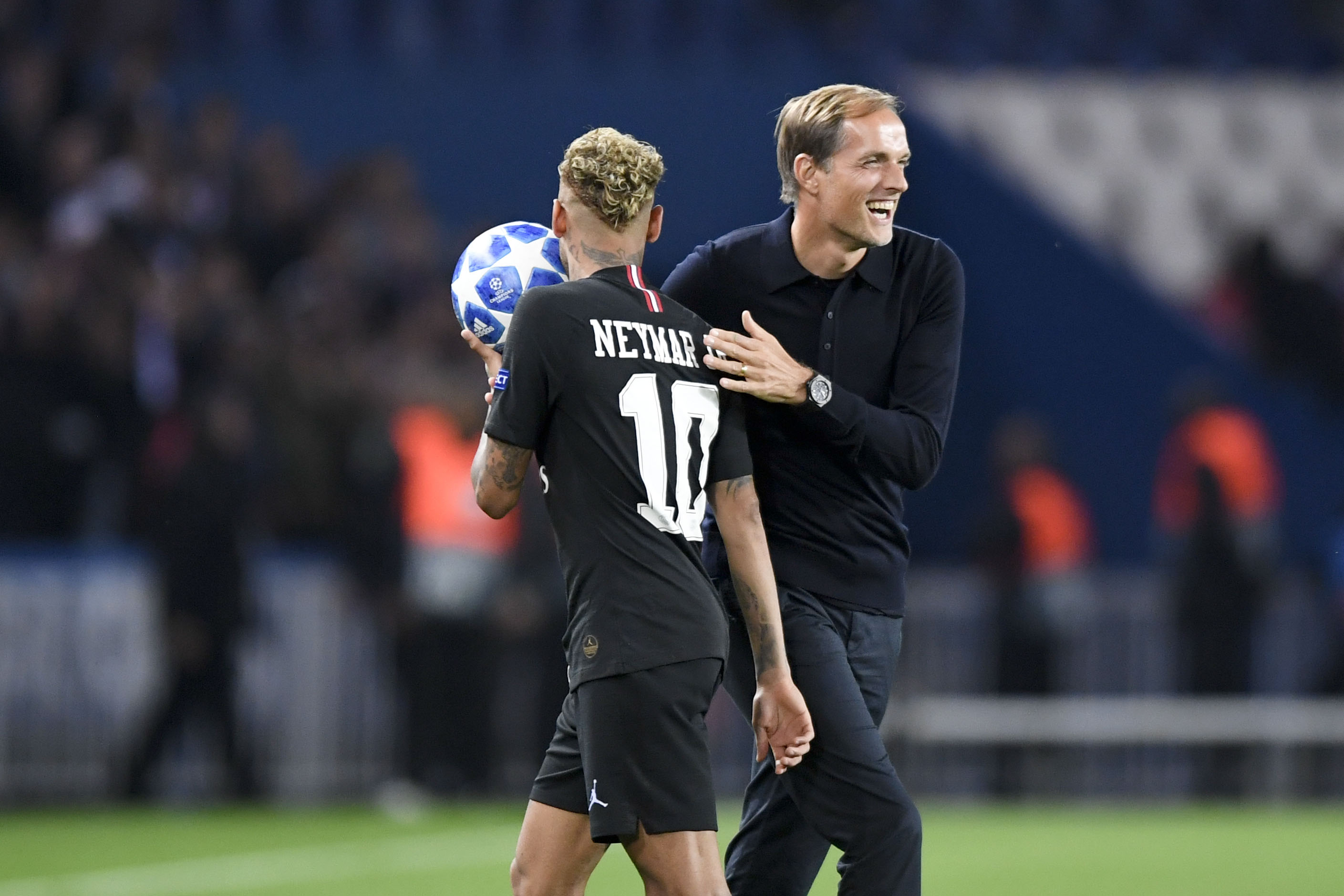 Football - Ligue 1 - Paris SG : Tuchel attend «une réaction» et espère Neymar face à Monaco