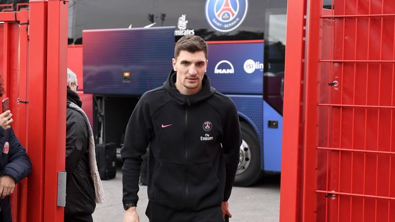 Football - Ligue 1 - Pompidou, expos, double expresso : le Paris de Thomas Meunier