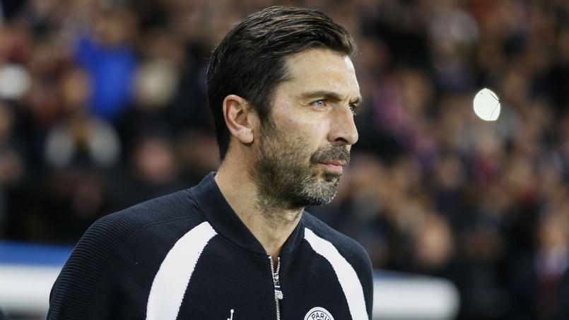 Football - Ligue 1 - Portier du PSG, Buffon est (aussi) supporter de ... Monchengladbach