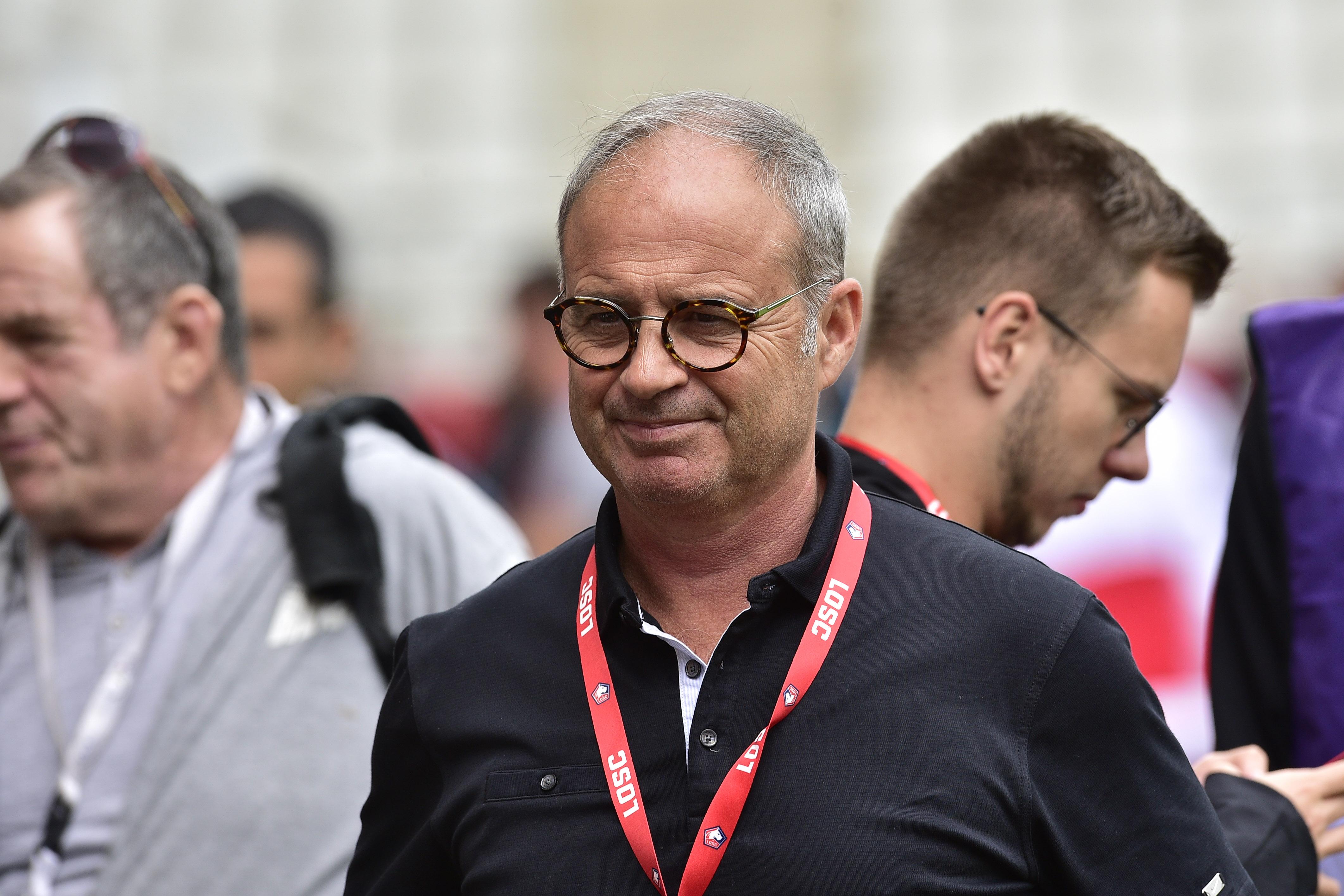 Football - Ligue 1 - Pourquoi un départ de Luis Campos serait une catastrophe pour Lille ?