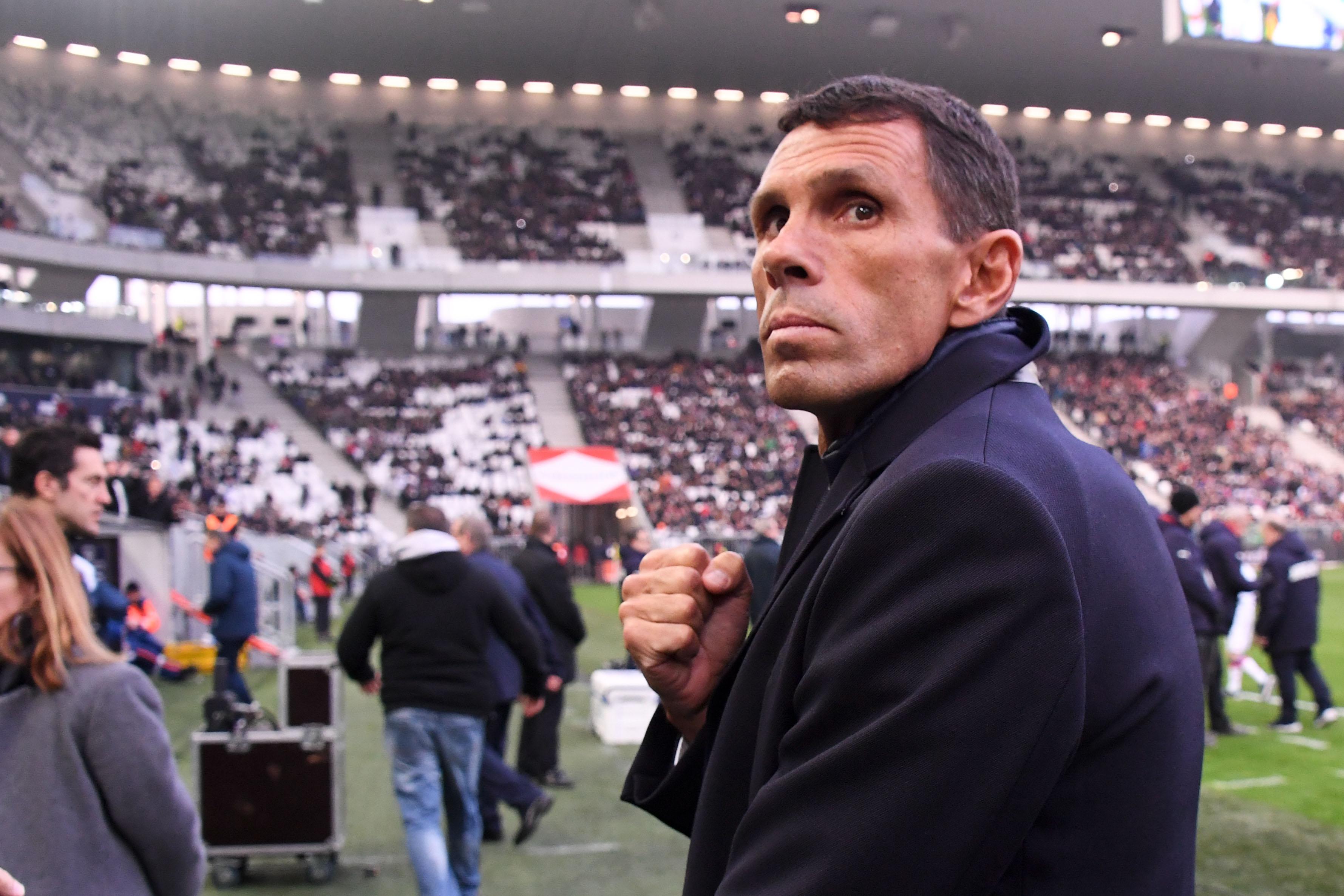 Football - Ligue 1 - Poyet mis à pied par les Girondins de Bordeaux