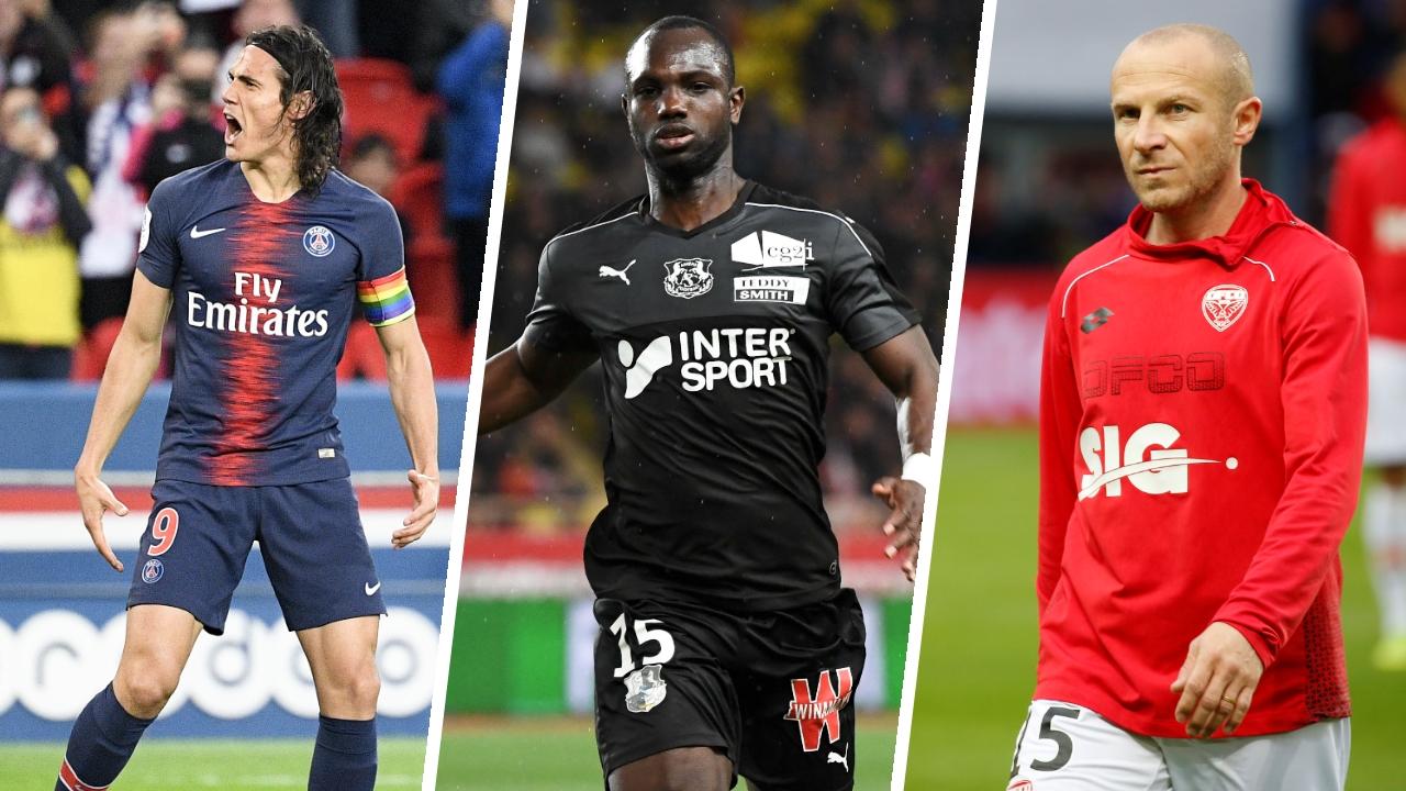 Football - Ligue 1 - PSG, Amiens, Balmont : les stats à connaître avant la 38e journée de Ligue 1