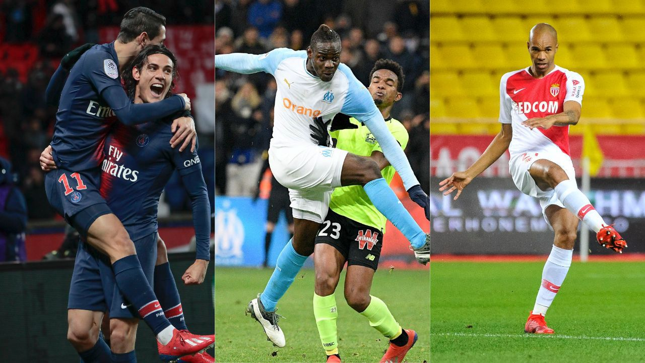 Football - Ligue 1 - PSG, Balotelli, Naldo : le debrief stats du week-end de L1