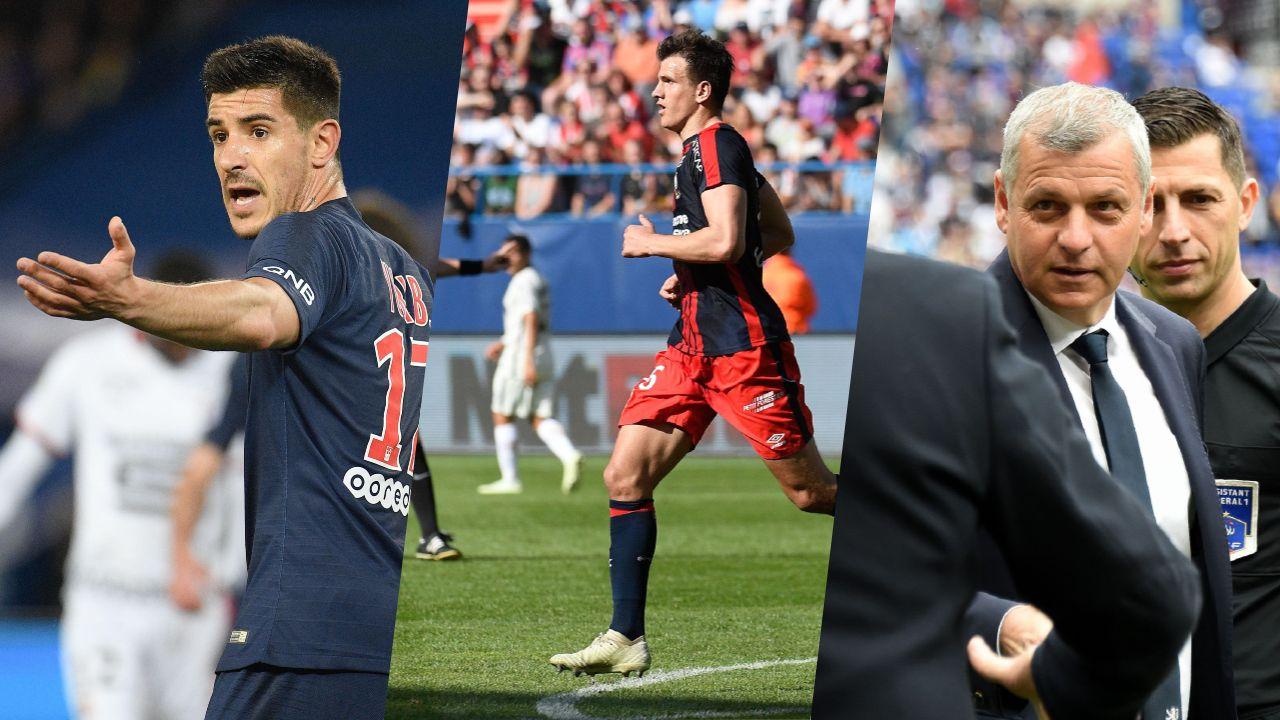 Football - Ligue 1 - PSG, Caen, Lyon : les stats à connaitre avant la 38e journée de L1