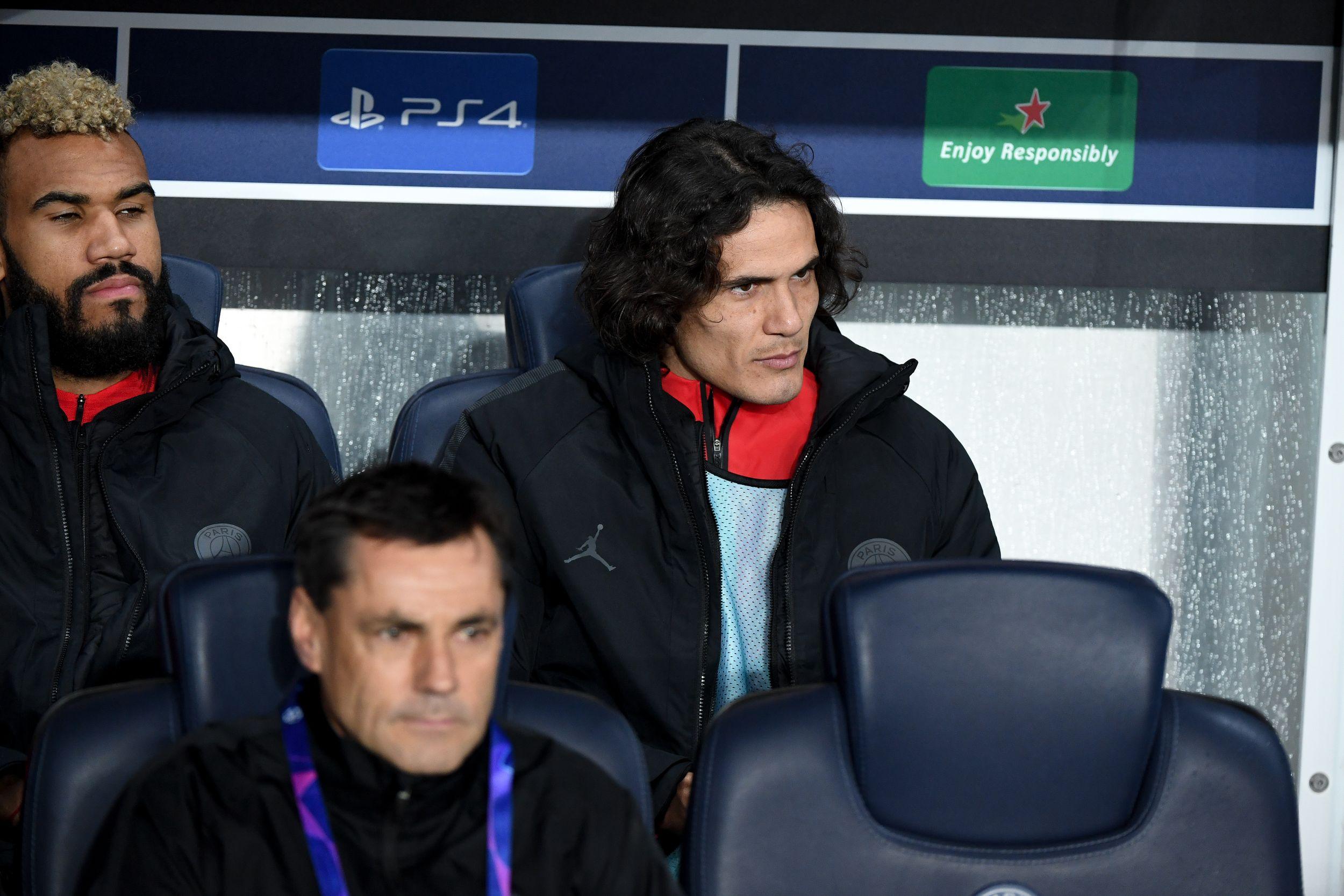 Football - Ligue 1 - PSG : Cavani de retour d'ici deux semaines... ou un mois ?