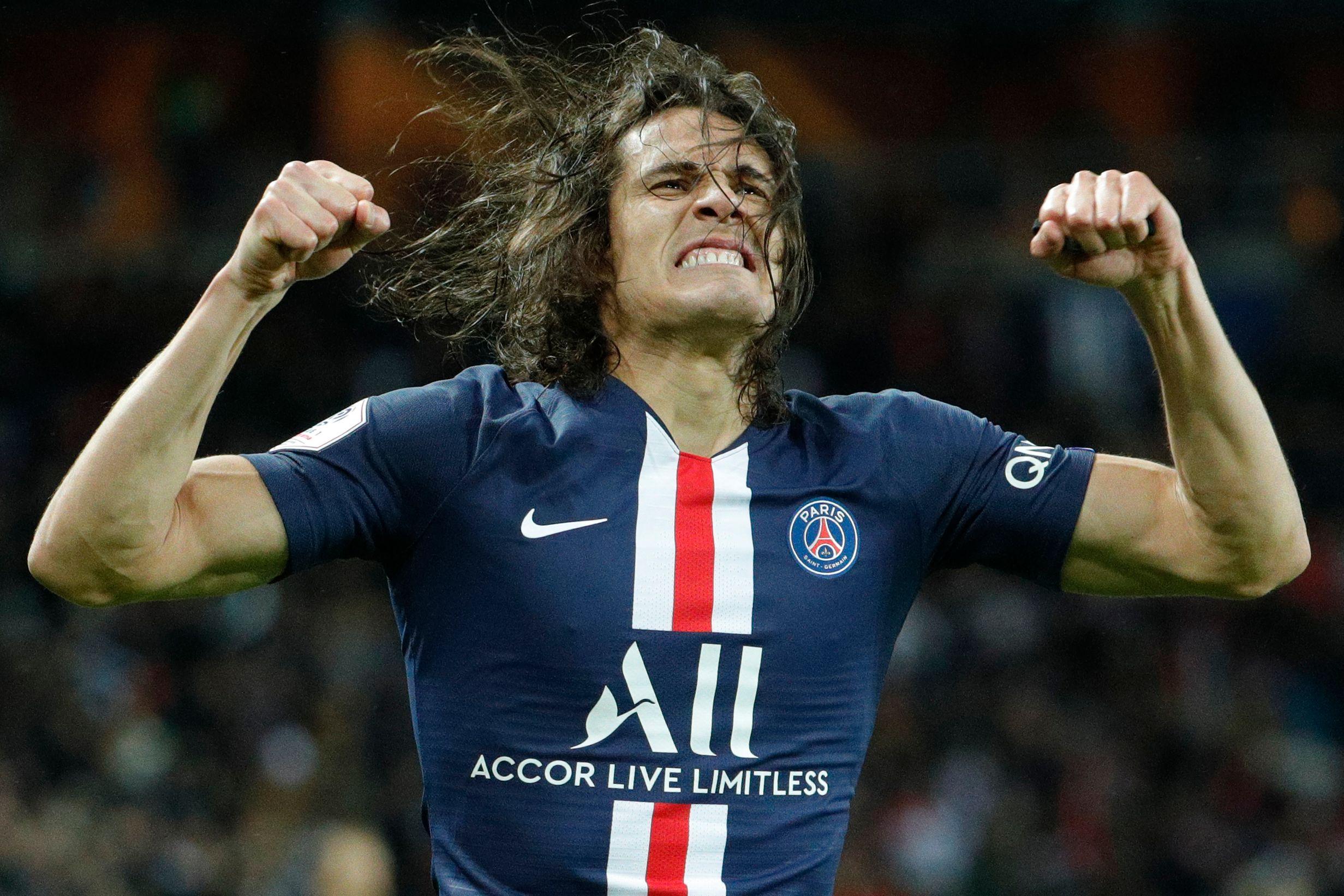 Football - Ligue 1 - PSG : Cavani, le Matador n'est pas mort