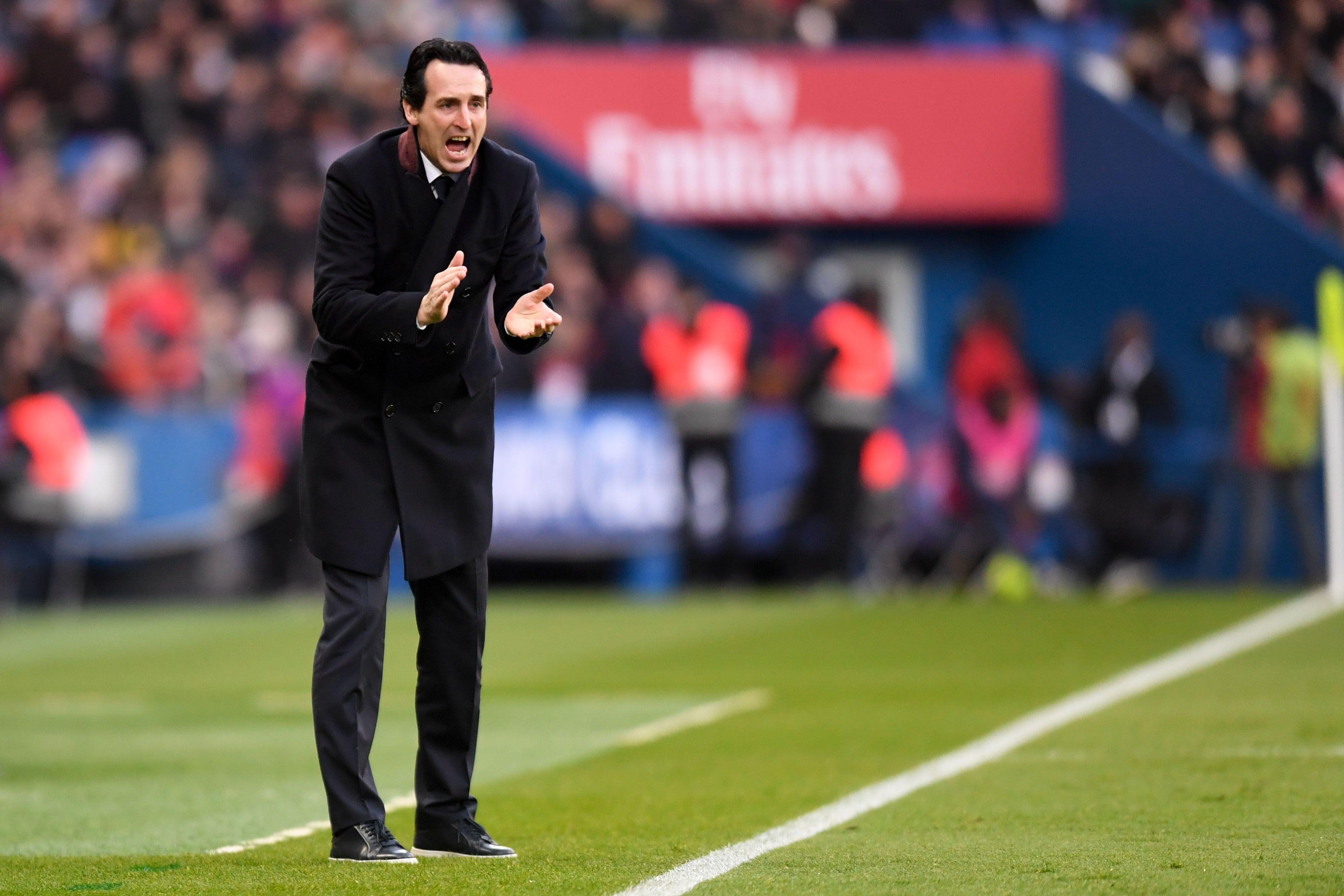 Football - Ligue 1 - PSG : dans un message aux supporters, Emery veut «continuer à écrire l'histoire» contre l'OM et le Real