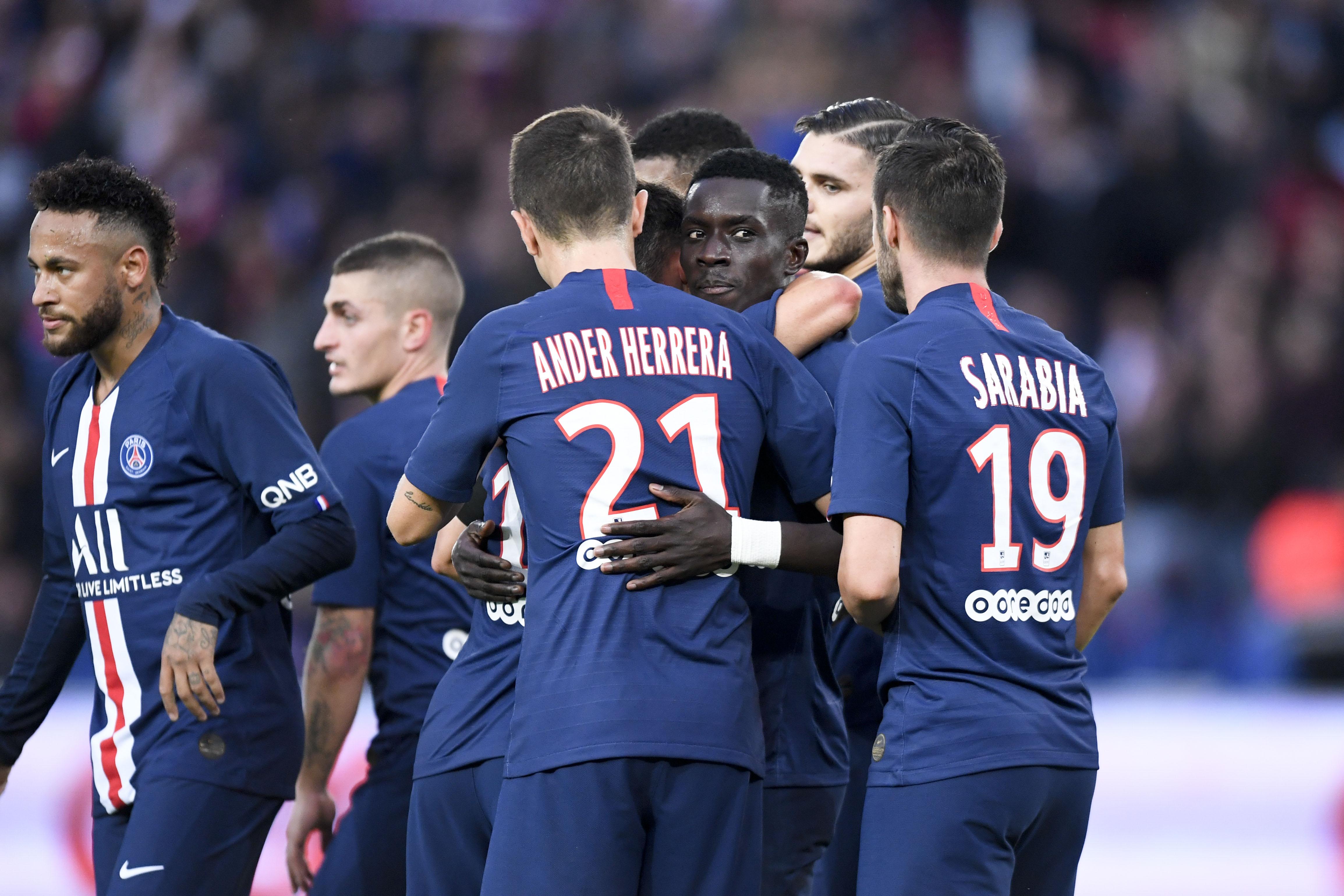 Football - Ligue 1 - PSG : Gueye, Sarabia, Icardi... Bonnes pioches !