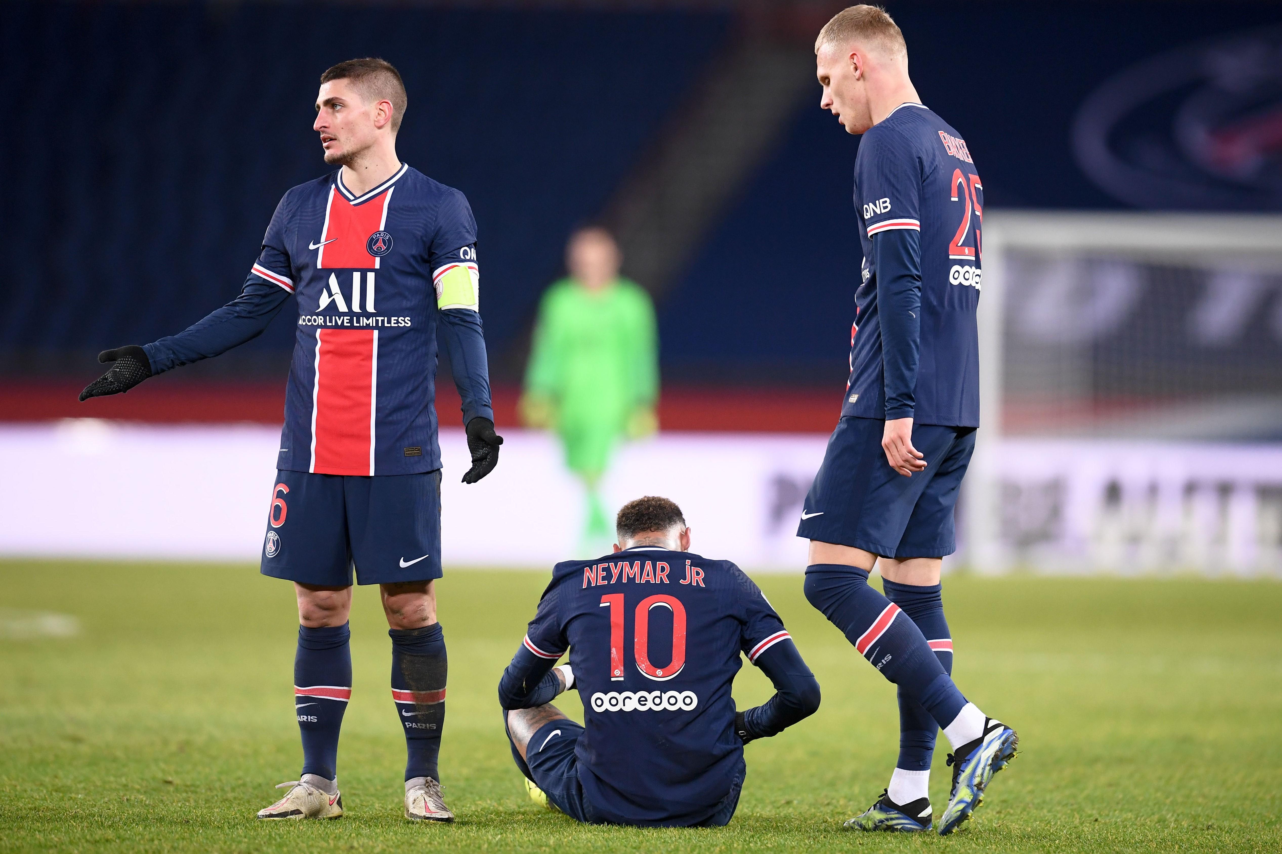 PSG : le conseil cocasse d'un arbitre pour «détendre l'atmosphère» avec Neymar et Verratti - Le Figaro