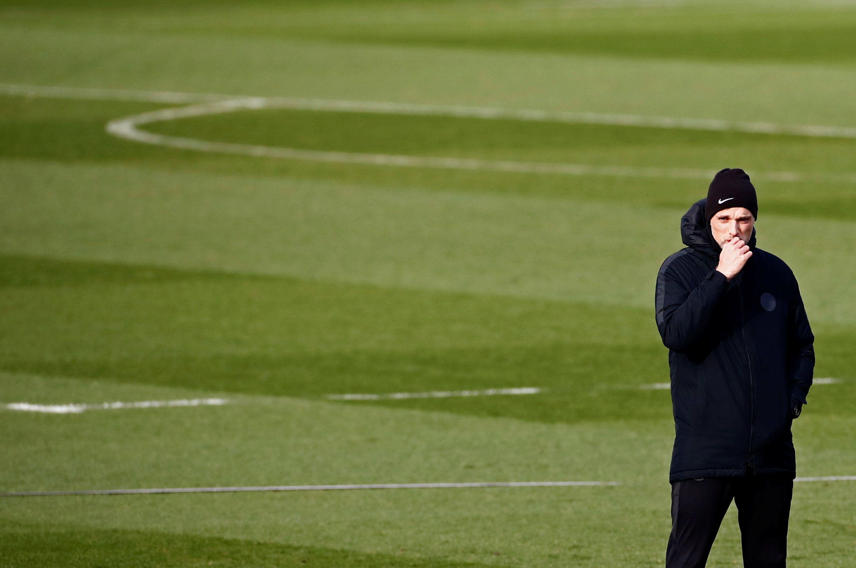 Football - Ligue 1 - Doublé, records, supporters... Les enjeux d'une fin de saison qui pourrait être (très) longue au PSG