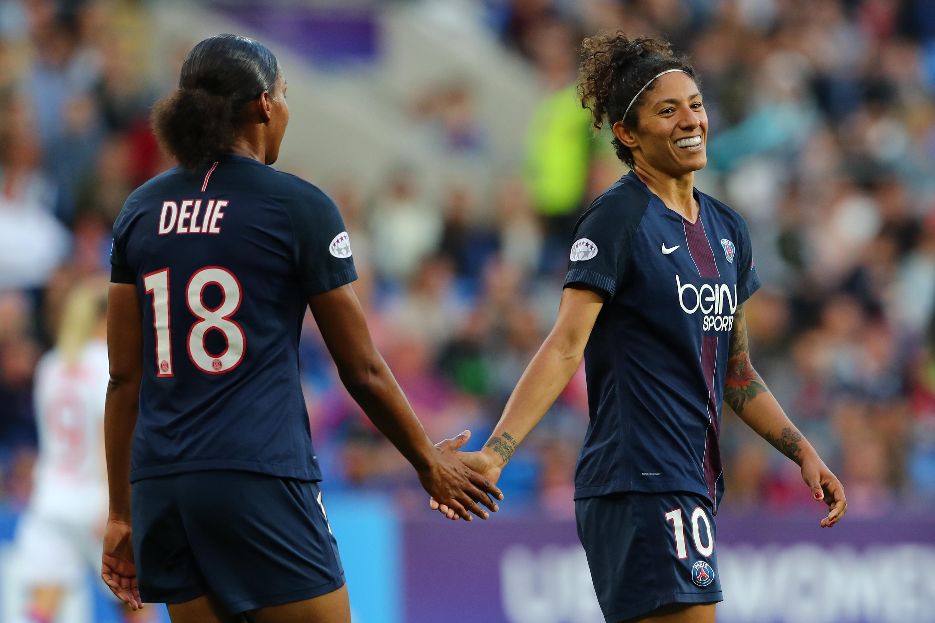 Football - Ligue 1 - PSG : les filles laissées à l'abandon