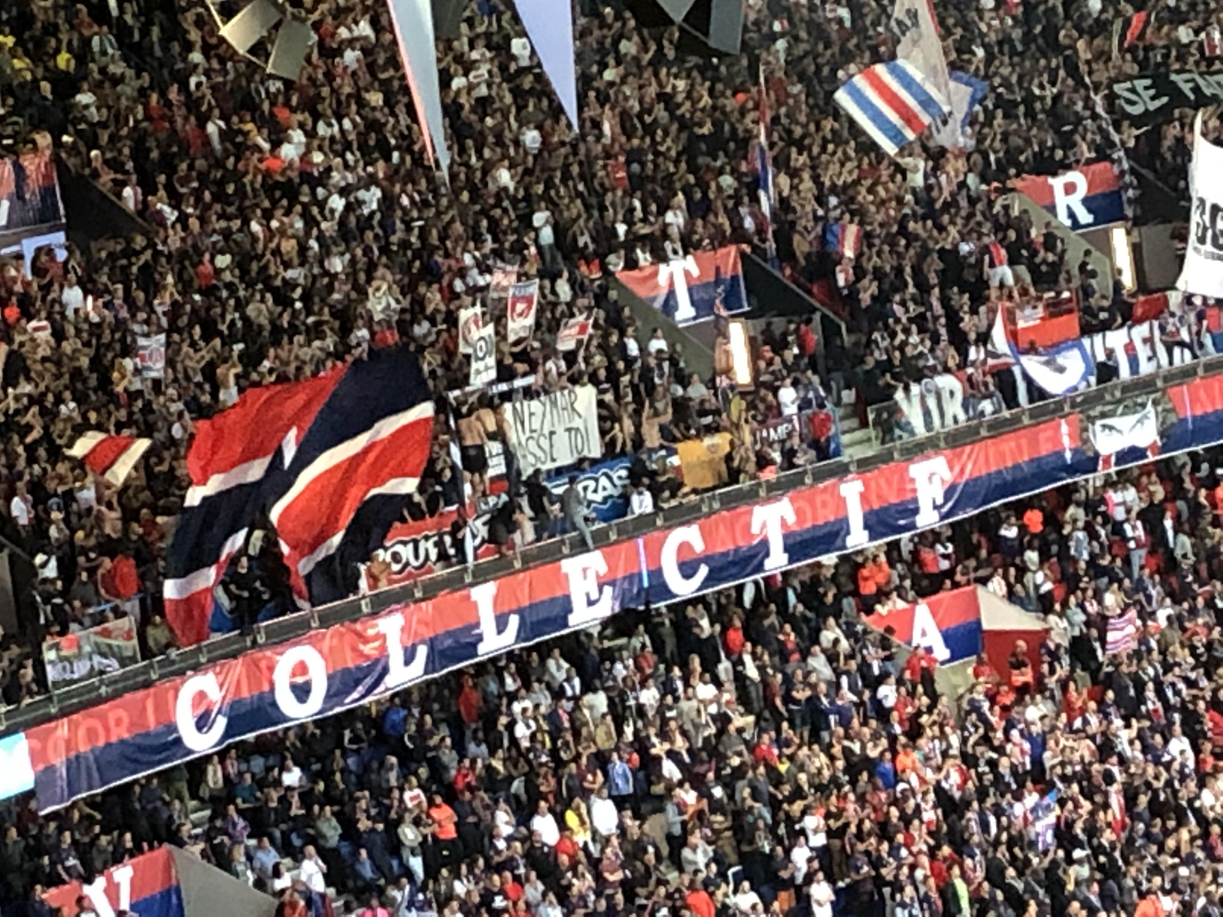 Football - Ligue 1 - PSG : les Ultras se lâchent et marquent leur divorce avec Neymar