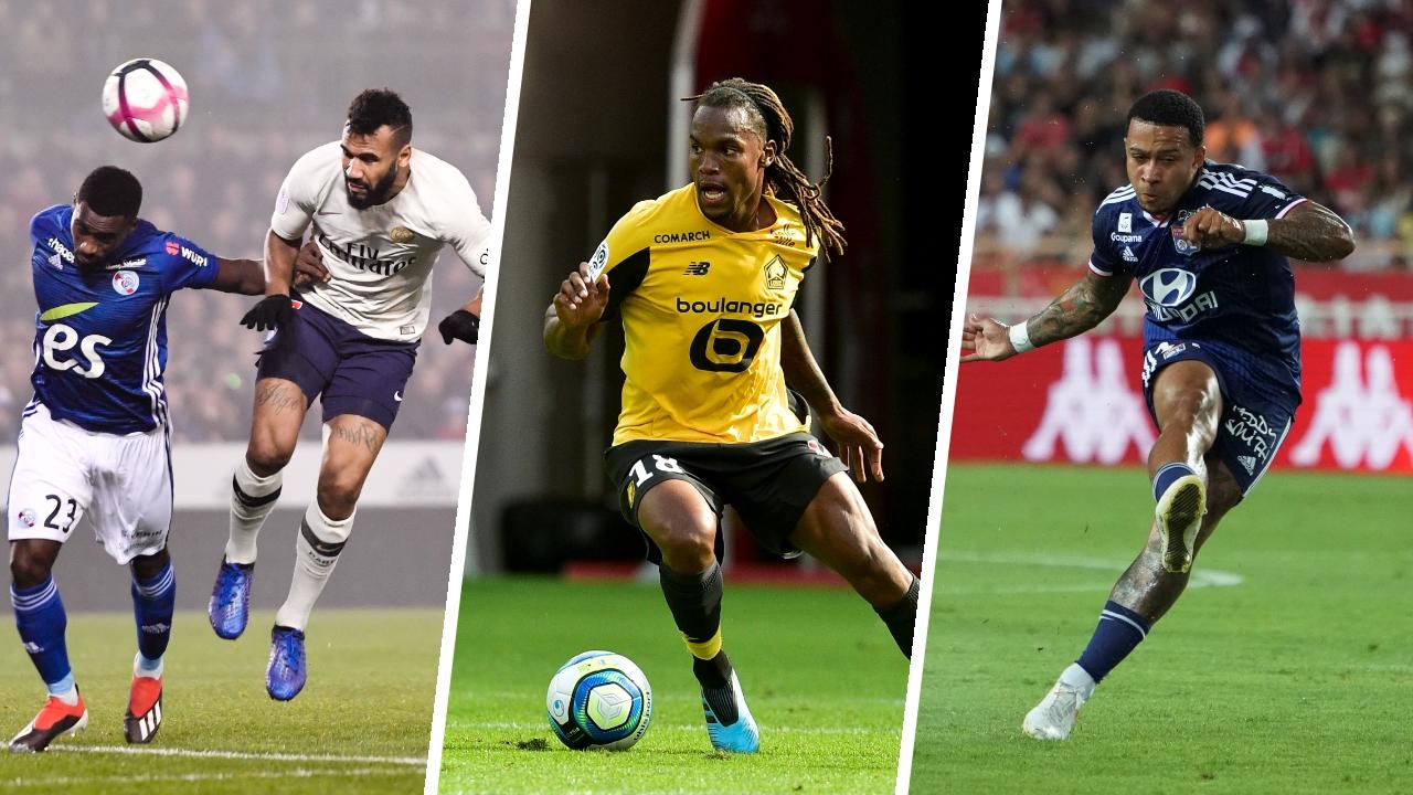 Football - Ligue 1 - PSG, Lille, Depay : les stats à connaître avant la 5e journée de L1
