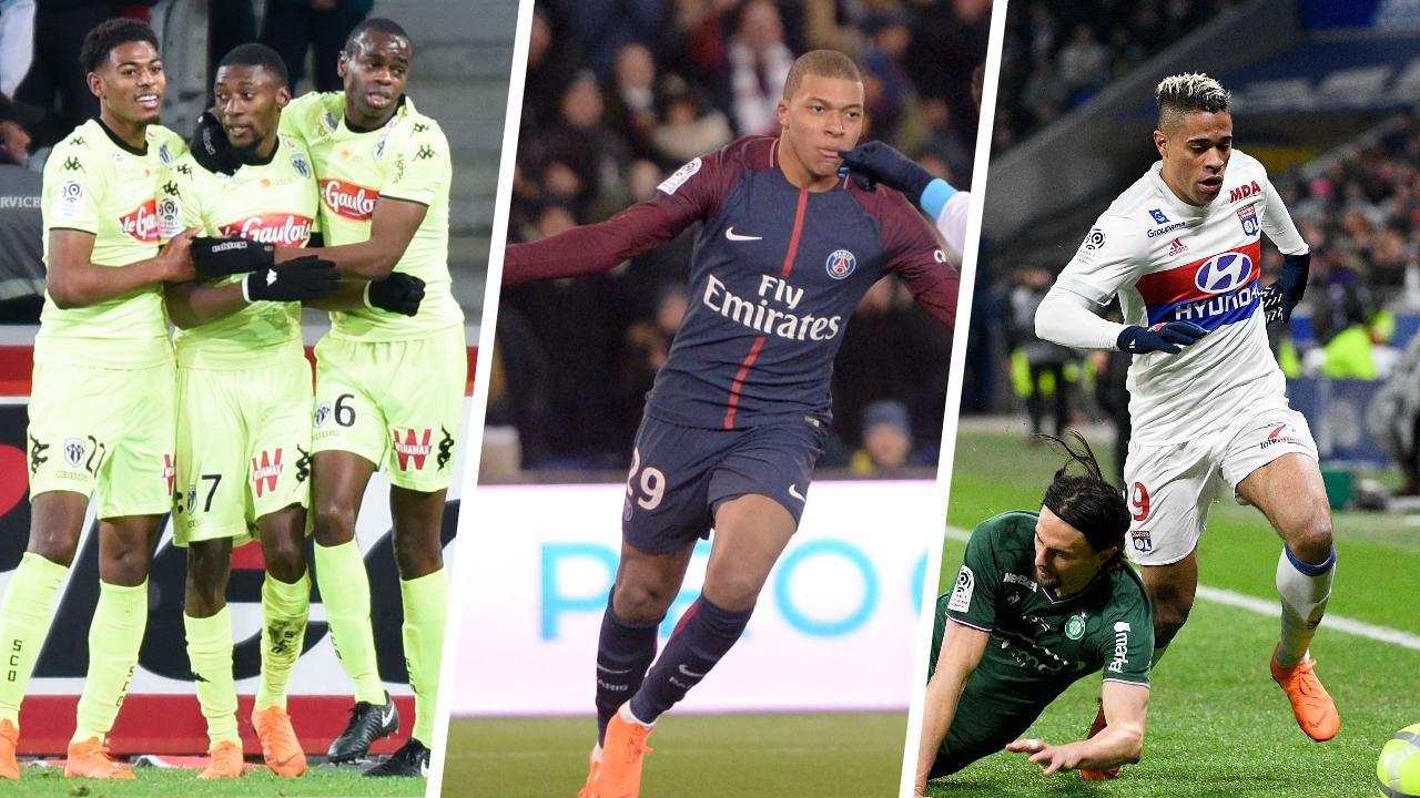Football - Ligue 1 - PSG, Lyon, Toko Ekambi : les chiffres marquants du week-end de L1