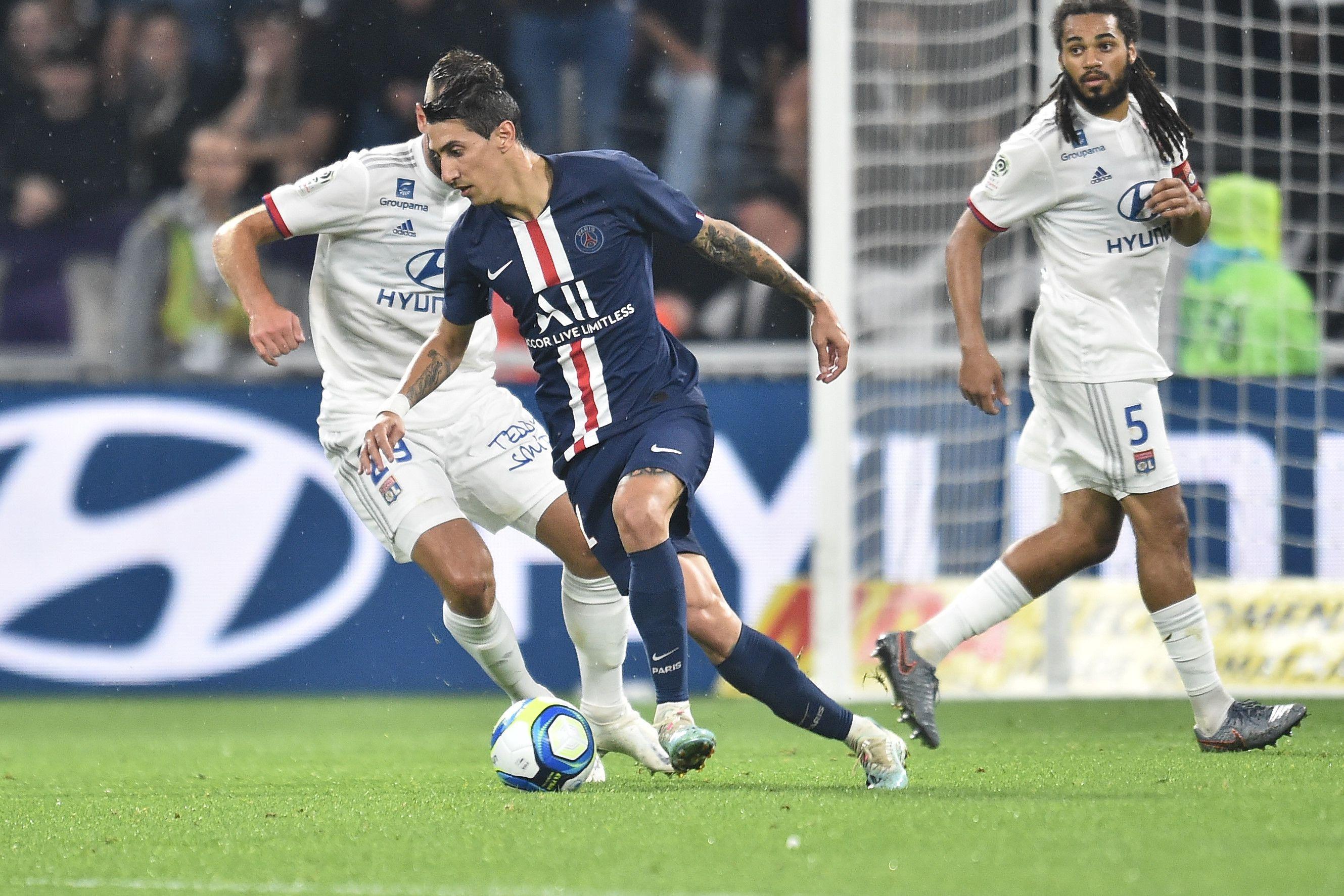 Football - Ligue 1 - PSG-Lyon, une affiche de Ligue 1 aux accents européens