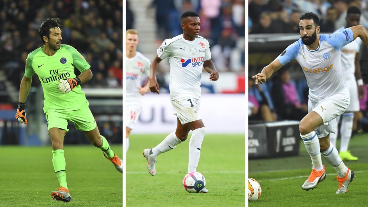 Football - Ligue 1 - PSG, Marseille, Amiens : les stats à connaître avant la 12ème journée de L1