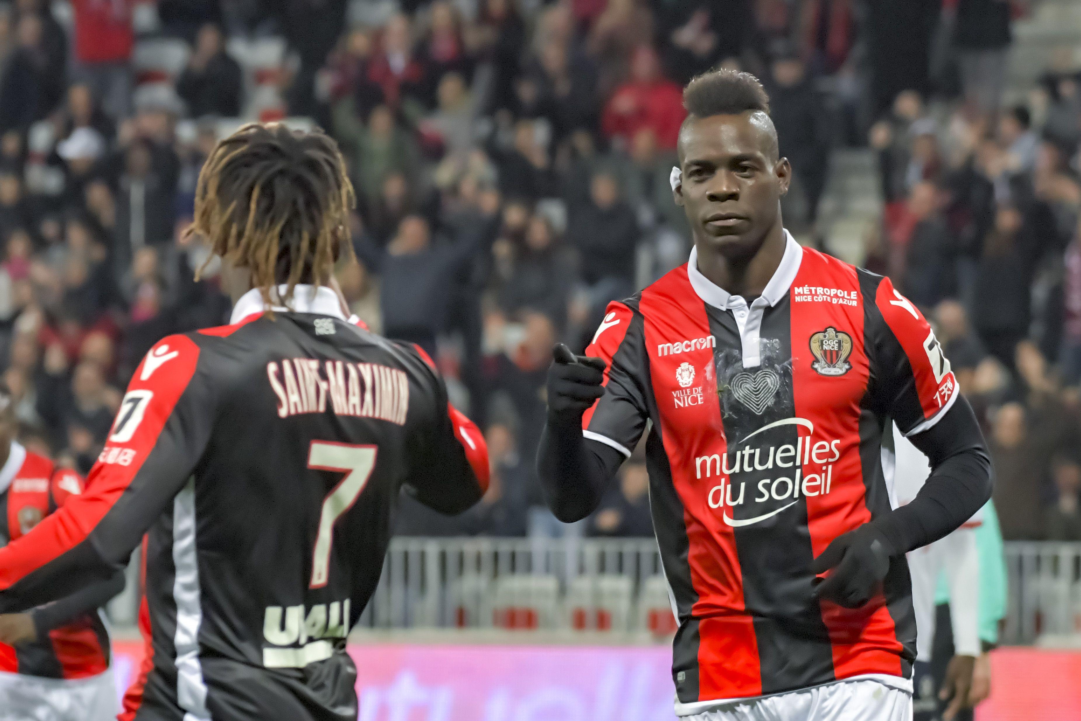 Football - Ligue 1 - PSG, Metz, Balotelli : les chiffres marquants du week-end de L1