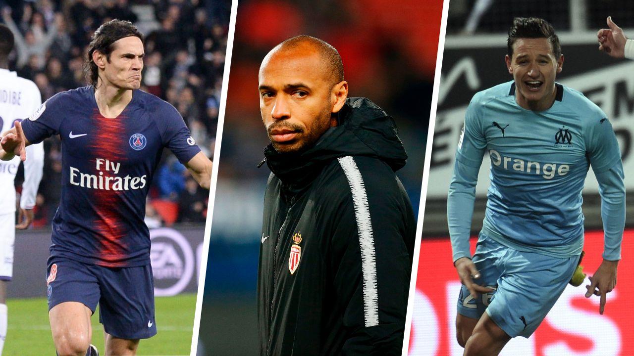 Football - Ligue 1 - PSG, Monaco, Thauvin : le debrief stats du week-end de L1