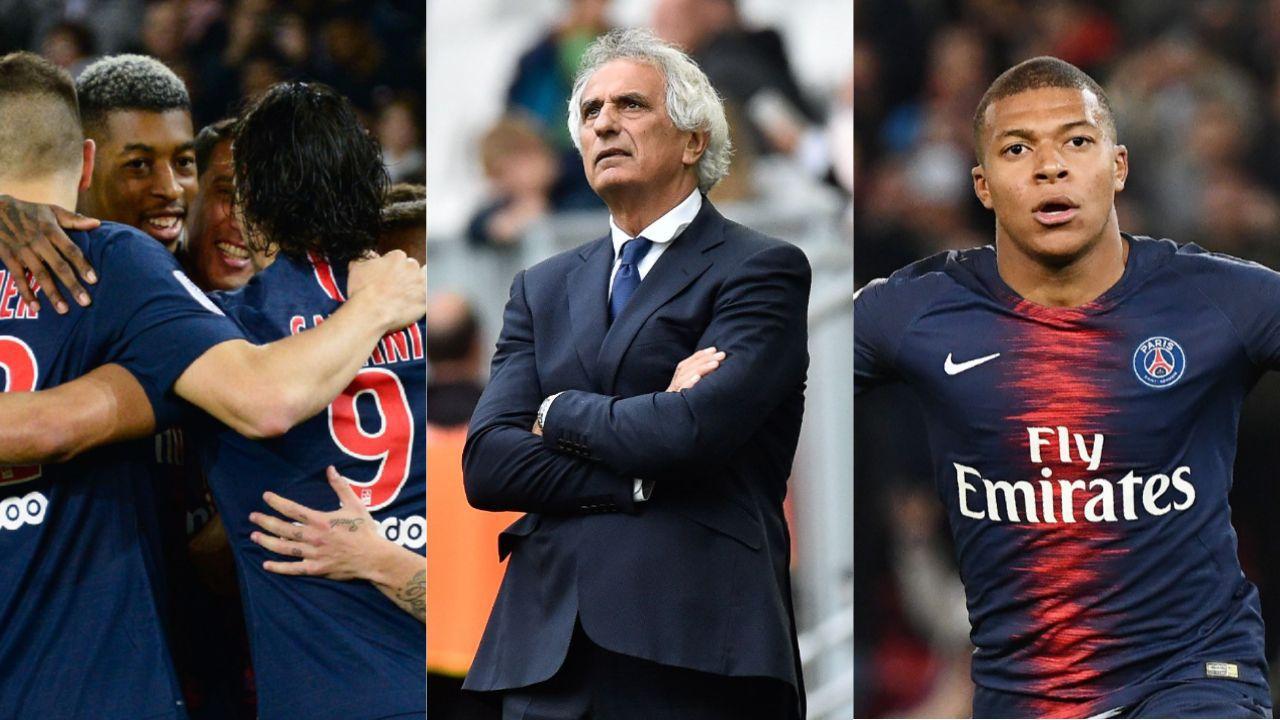 Football - Ligue 1 - PSG, Nantes, Mbappé : Le debrief stats du week-end de L1