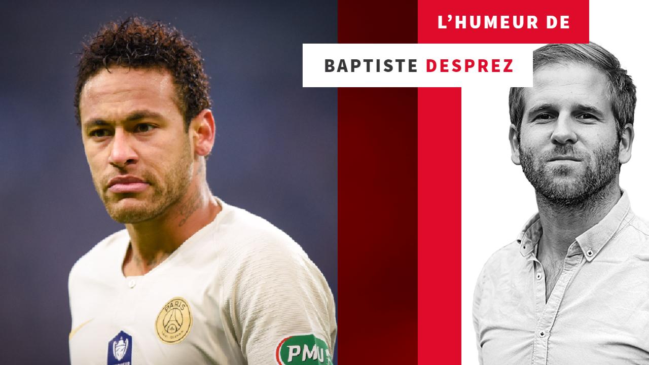 Football - Ligue 1 - PSG : Neymar, entre provocation et manque de classe