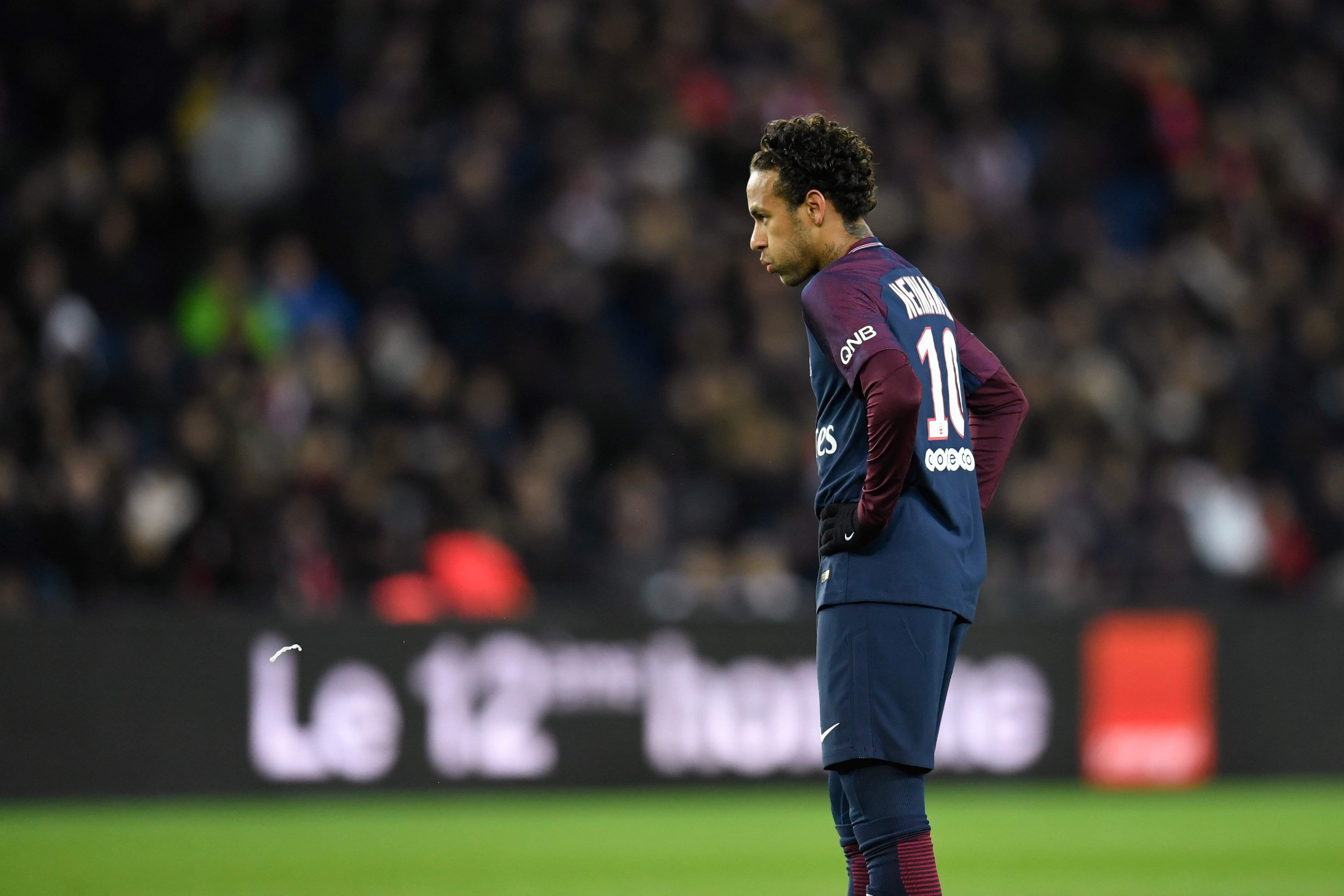 Football - Ligue 1 - PSG : Neymar forfait pour le choc à Lyon dimanche