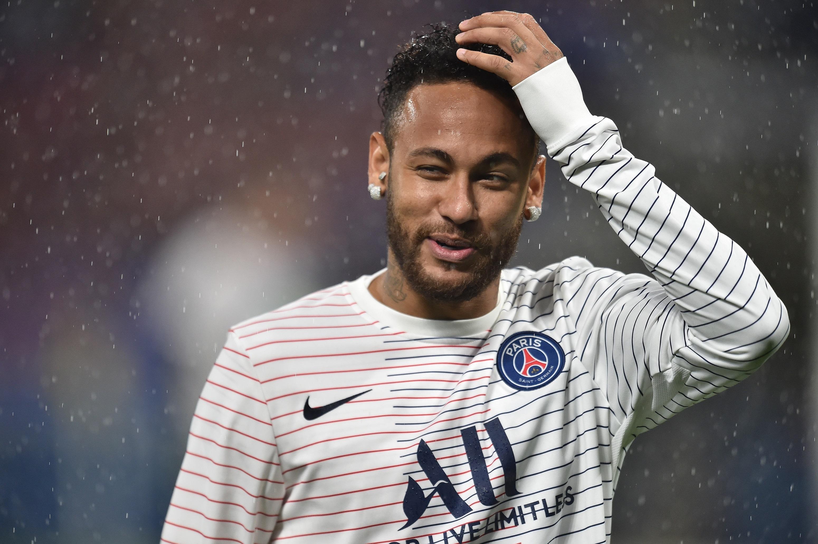 Football - Ligue 1 - PSG : Neymar, tout pour plaire