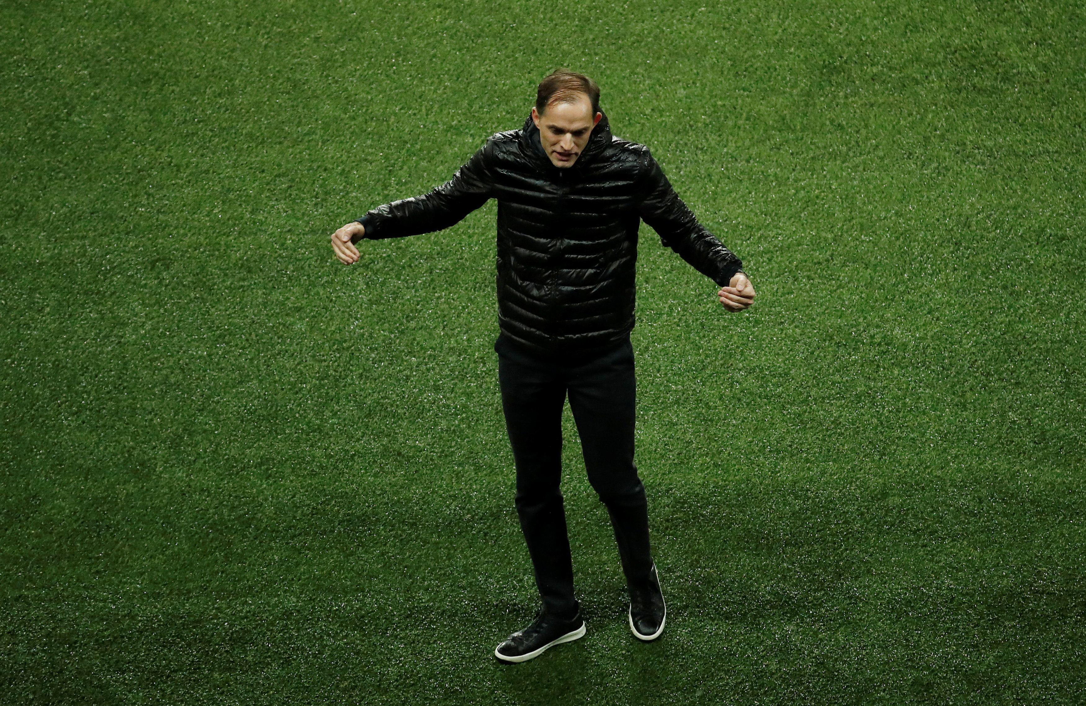 Football - Ligue 1 - PSG : pour Manchester United, Tuchel retient la thèse de «l'accident»
