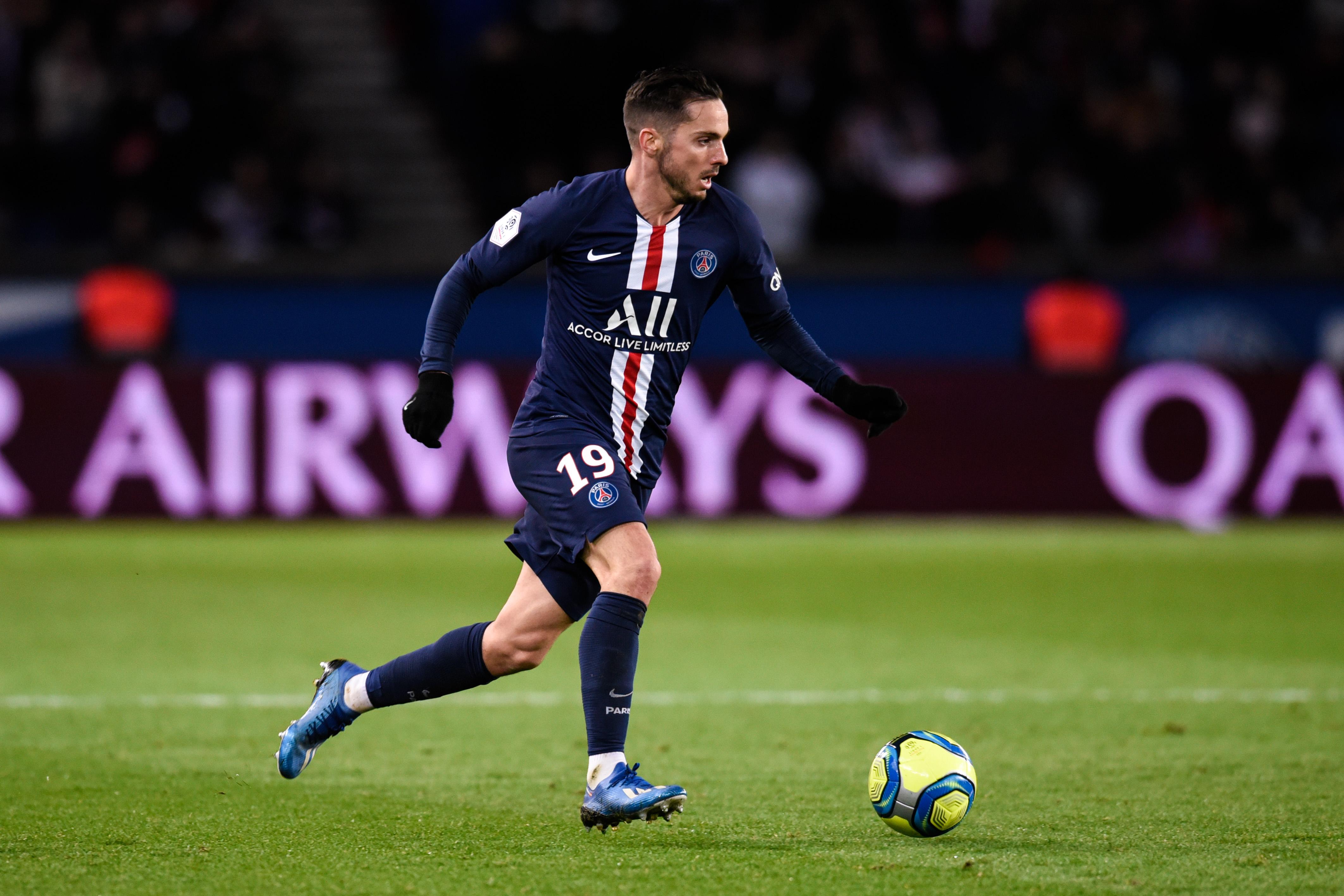 Football - Ligue 1 - PSG: pour Sarabia, «vaincre la pandémie de coronavirus serait la vraie victoire de la saison»