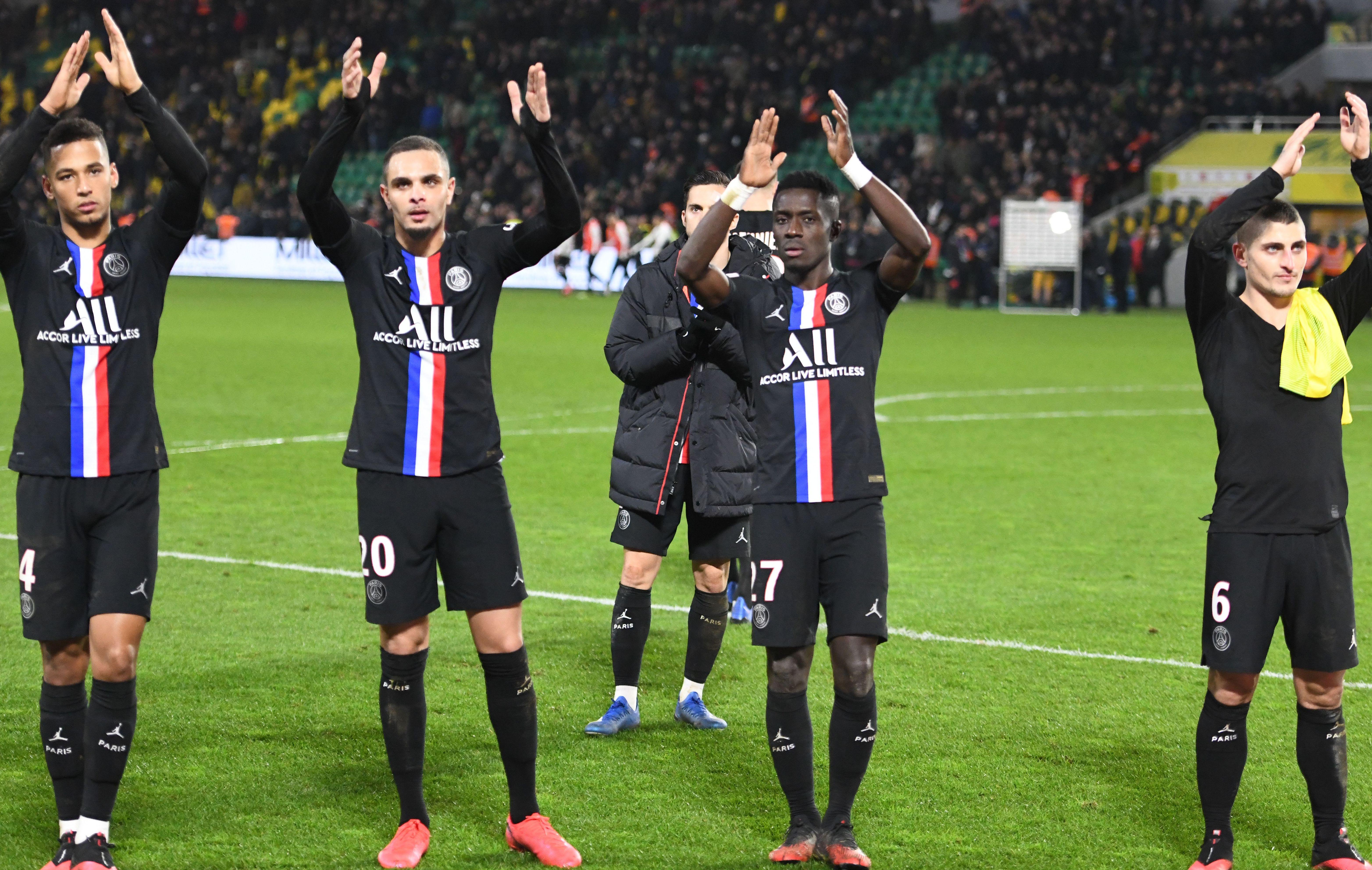 Football - Ligue 1 - PSG, Rémy, Fofana : le debrief stats de la 23ème journée de L1