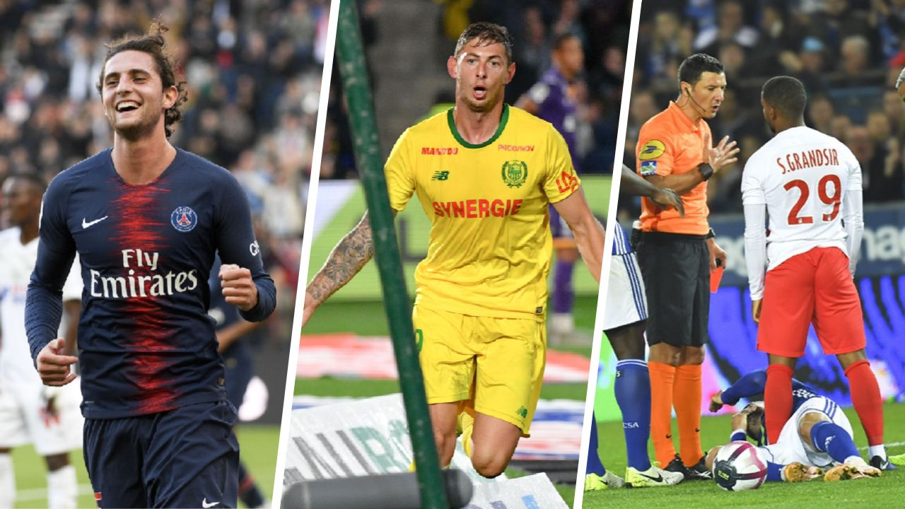 Football - Ligue 1 - PSG, Sala, Grandsir : le debrief stats du week-end de L1
