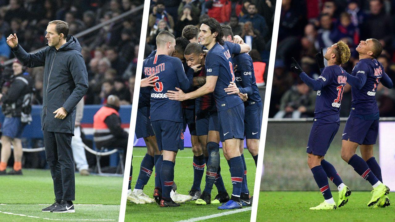 Football - Ligue 1 - PSG : Tuchel, collectif, Neymar/Mbappé... Les enseignements de la première partie de saison