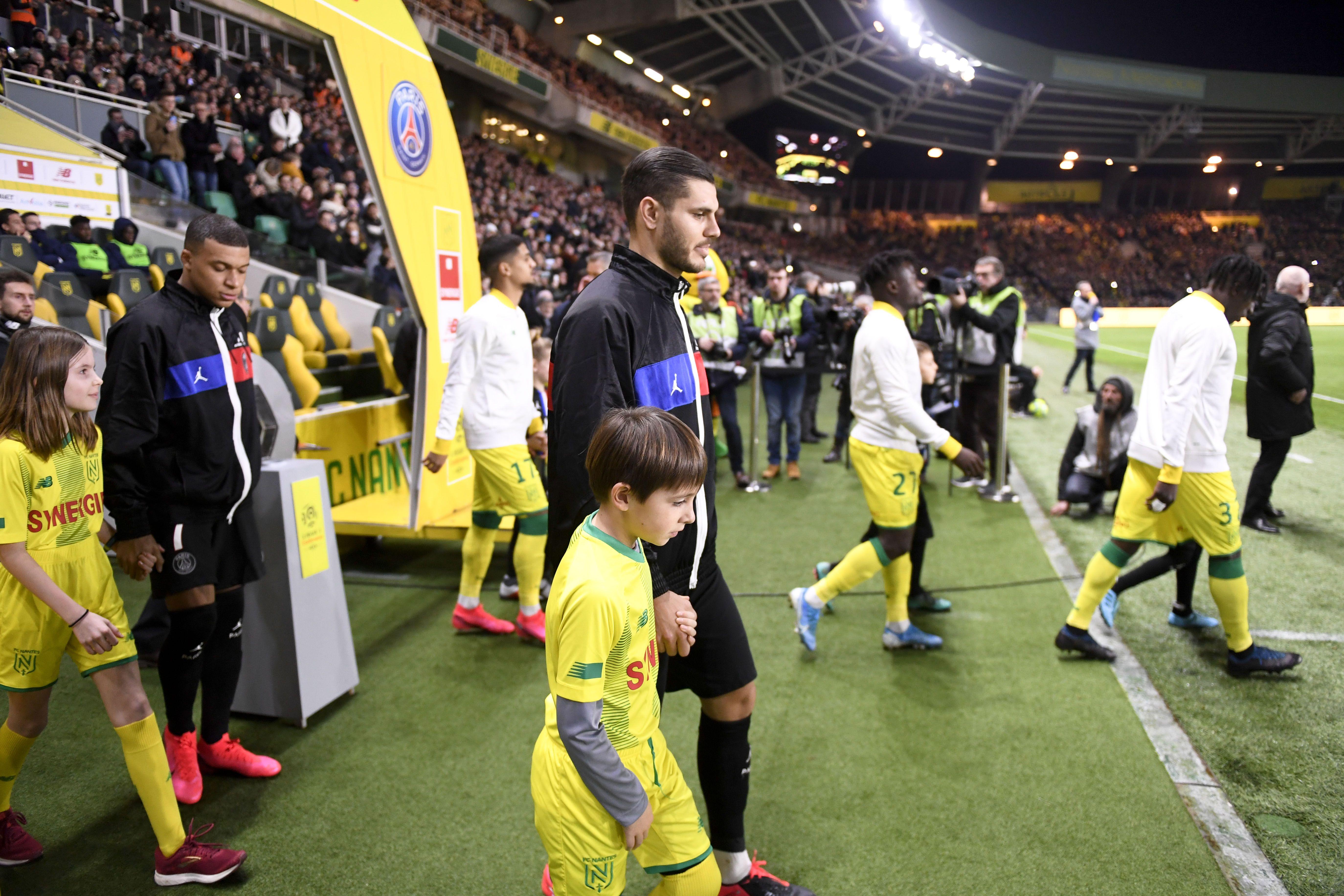 Football - Ligue 1 - PSG : Tuchel «un peu inquiet» au sujet d'Icardi