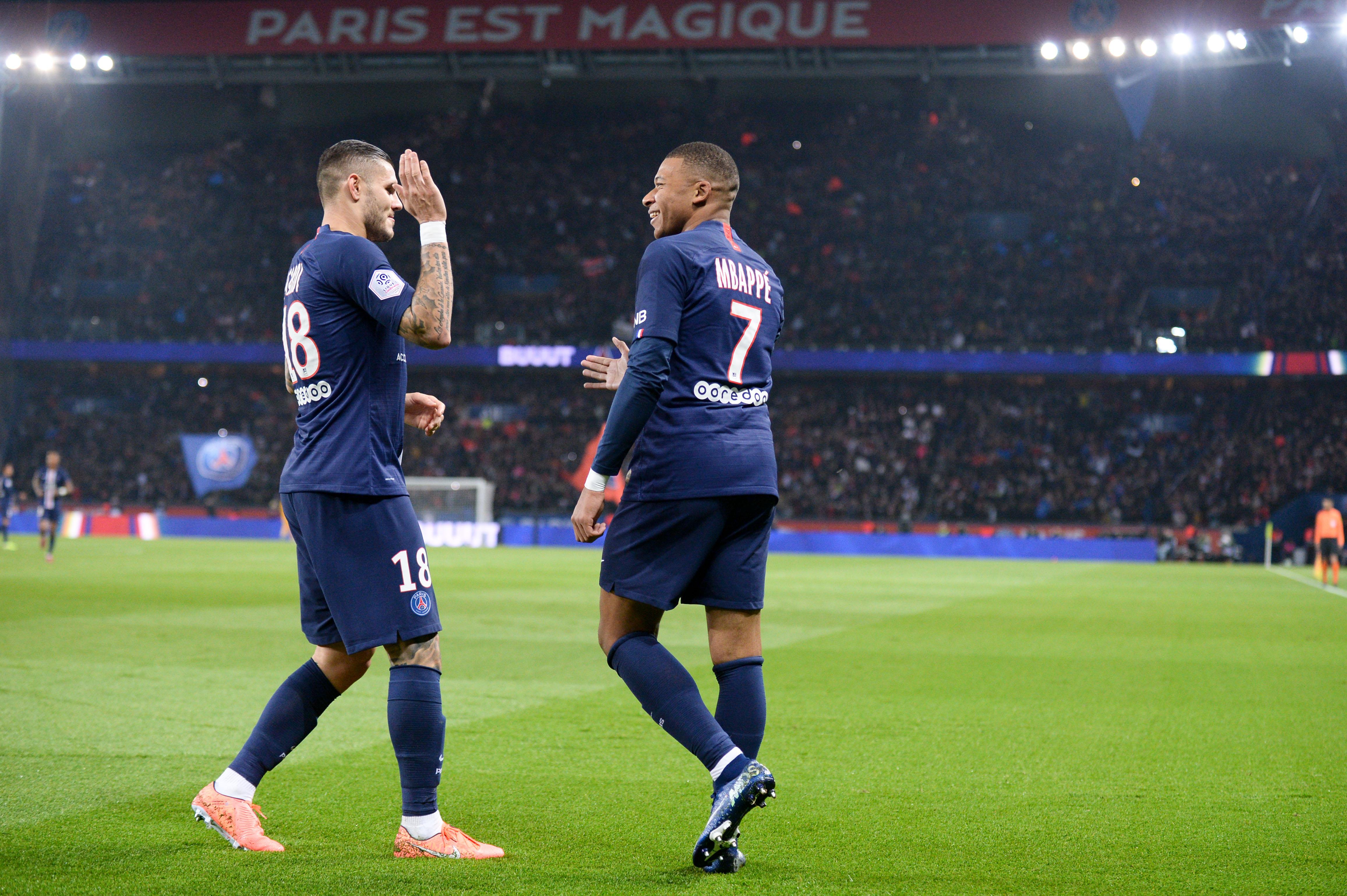 Football - Ligue 1 - PSG : un récital offensif qui ne facilite pas la tâche de Thomas Tuchel