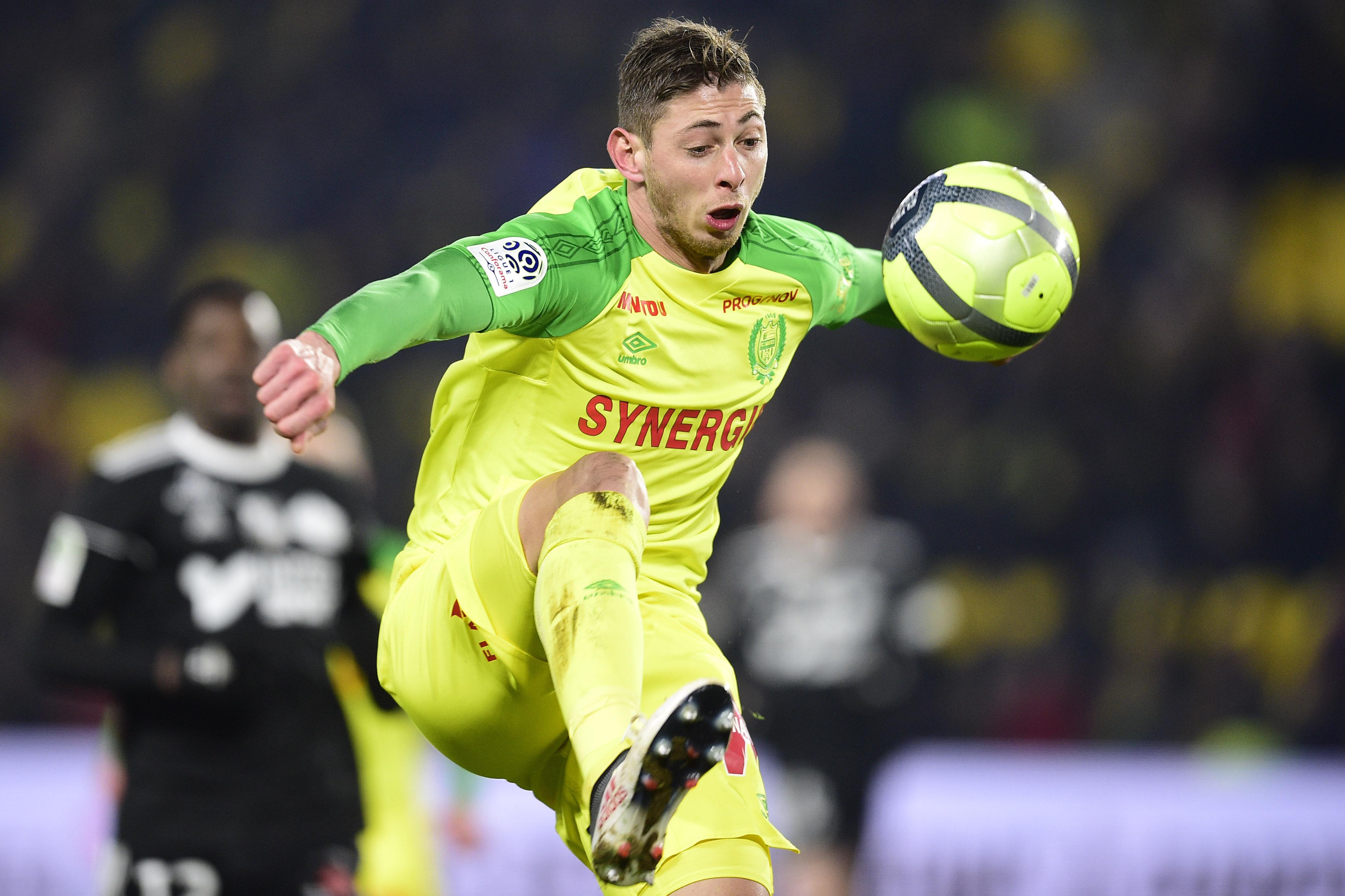 Football - Ligue 1 - «Qu'est-ce que j'ai peur»: le message glaçant d'Emiliano Sala avant de prendre l'avion