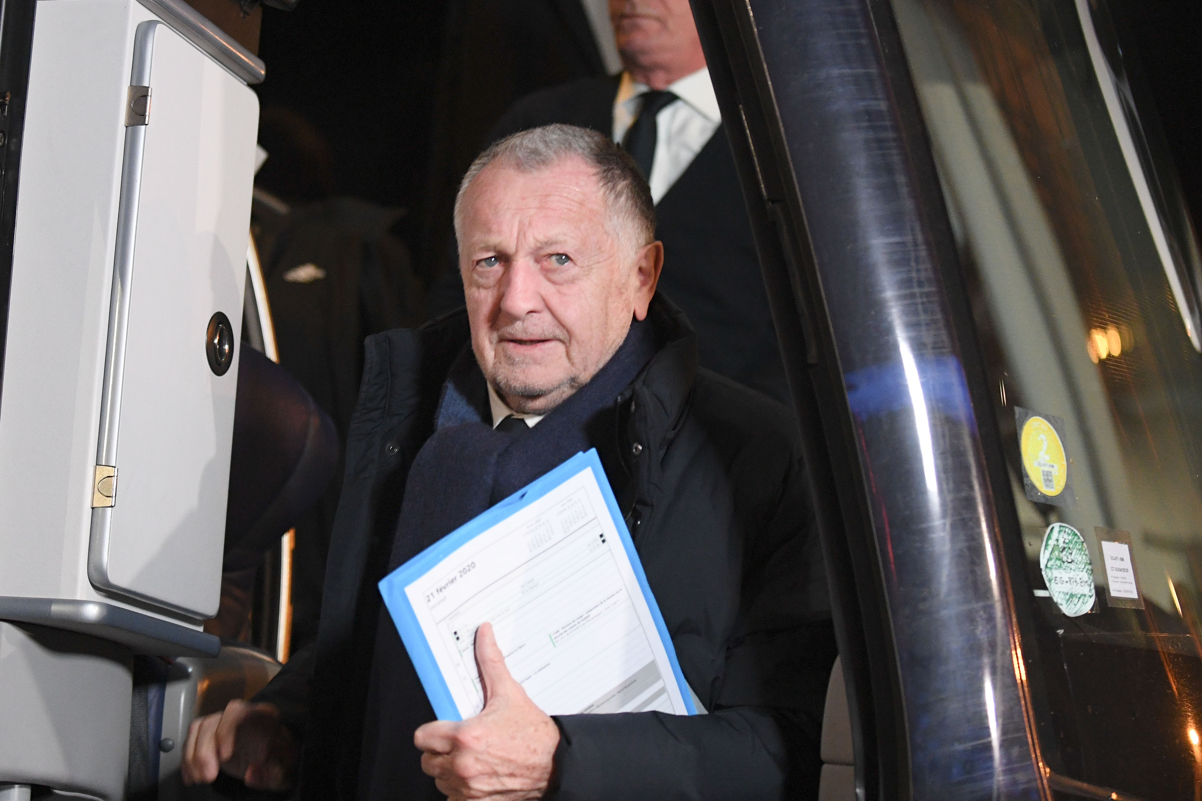 Football - Ligue 1 - Quand Jean-Michel Aulas écrit une lettre à la ministre des Sports