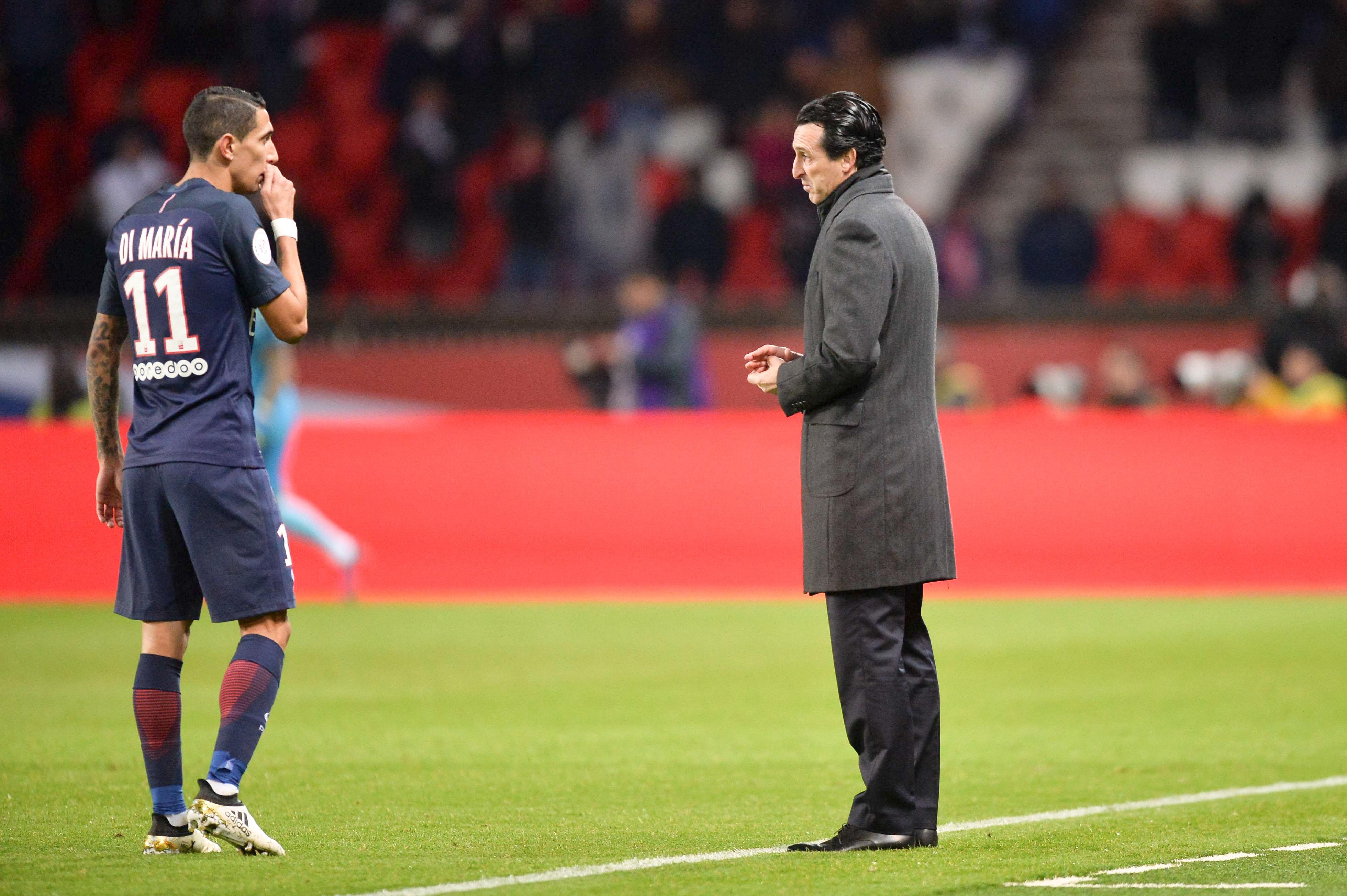 Football - Ligue 1 - Quand le PSG voulait vendre Di Maria en Chine …