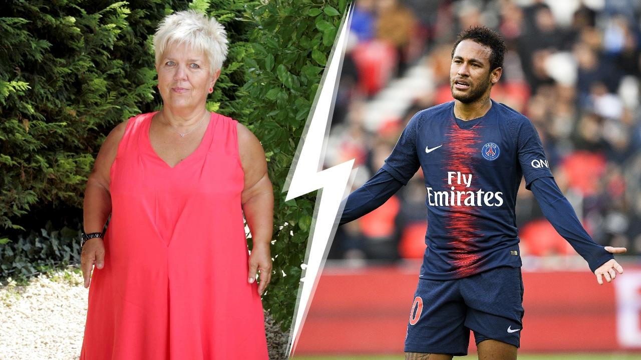 Football - Ligue 1 - Quand Mimie Mathy tacle Neymar et son salaire