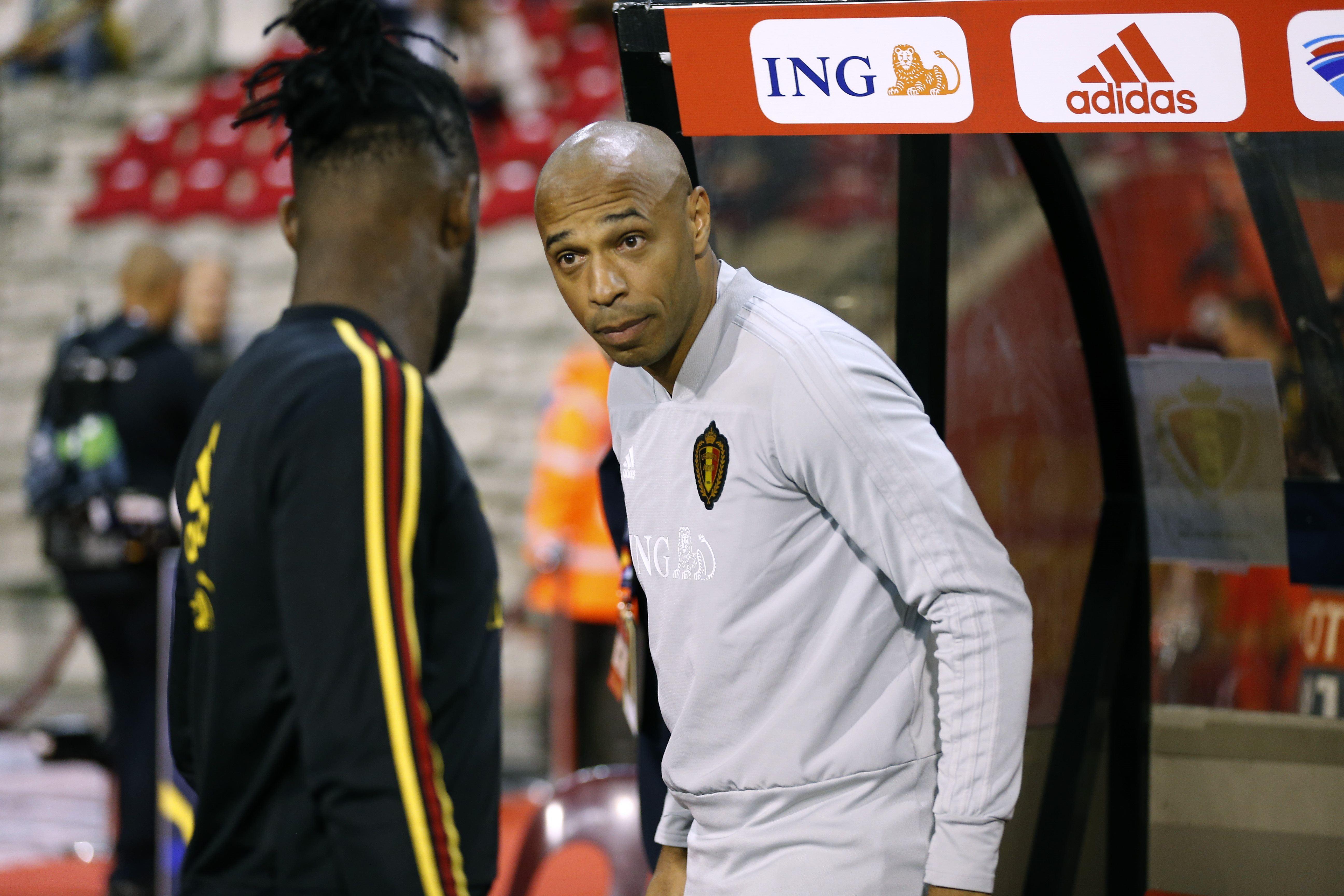 Football - Ligue 1 - Quand Thierry Henry recadrait des jeunes de Monaco