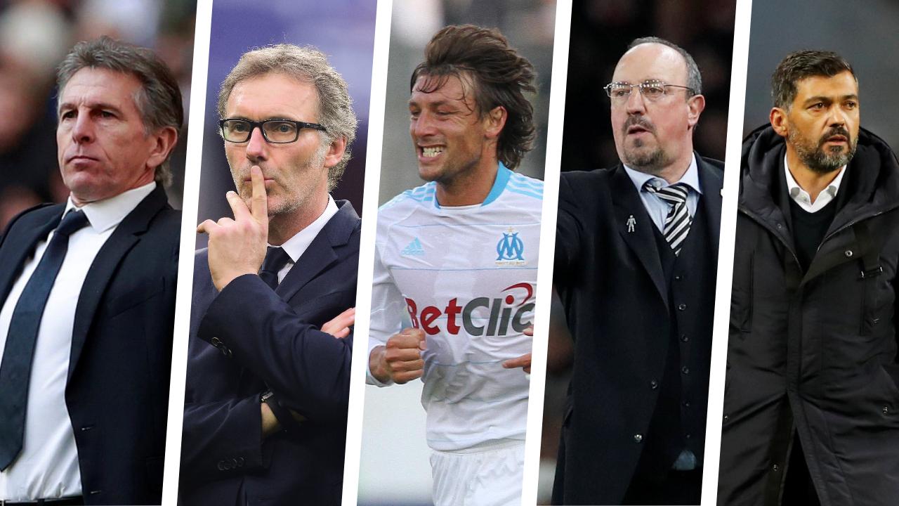 Football - Ligue 1 - Qui pour succéder à Rudi Garcia à l'OM ?