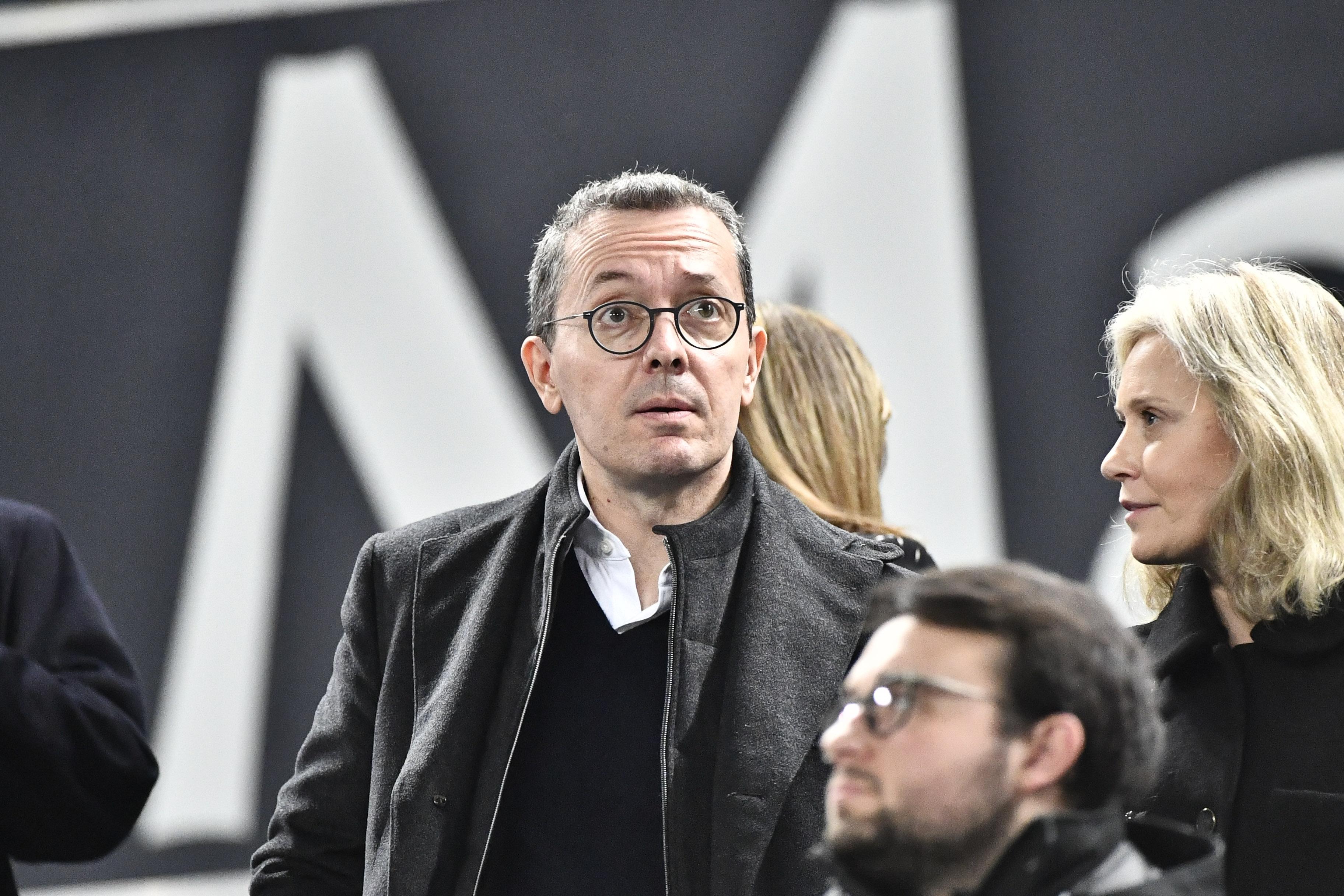 Football - Ligue 1 - Rachat de l'OM par Ajroudi-Boudjellal: Eyraud balaie (encore) les «rumeurs»