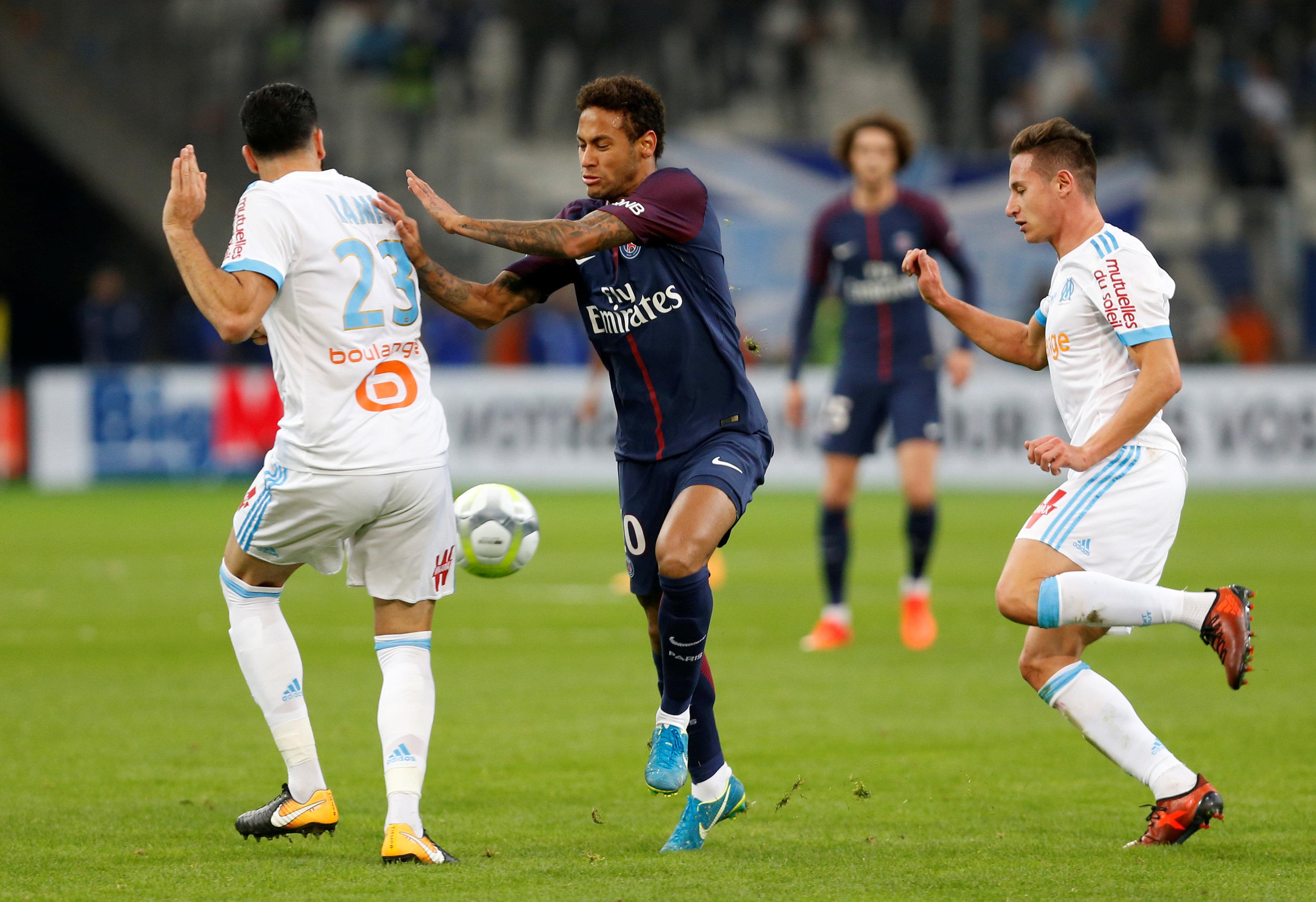 Football - Ligue 1 - Rami sur Neymar: «On n'a pas été violent, il a dégoupillé tout seul»