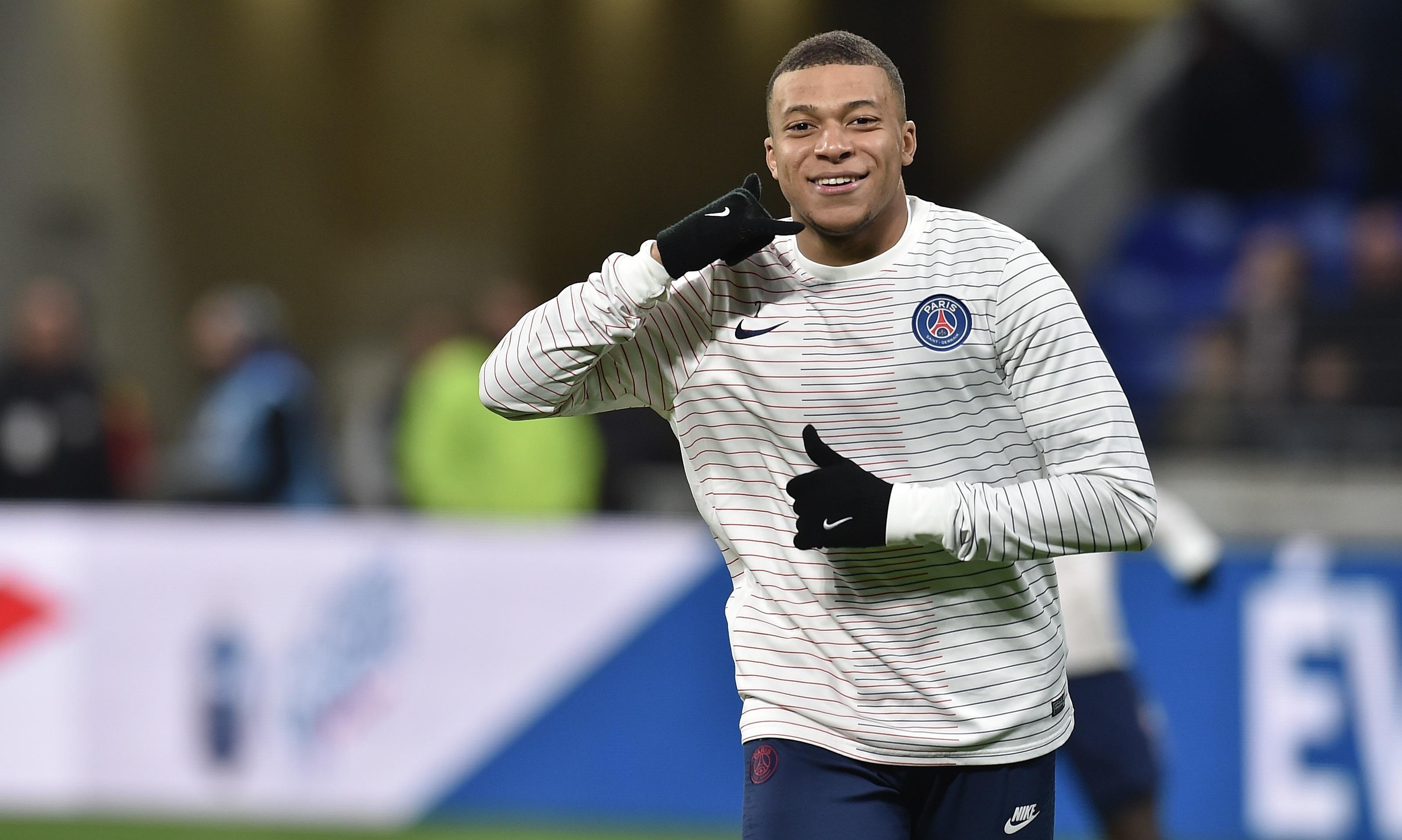Football - Ligue 1 - Remporter la Ligue des champions avec le PSG ? Ce serait «très spécial» pour Mbappé