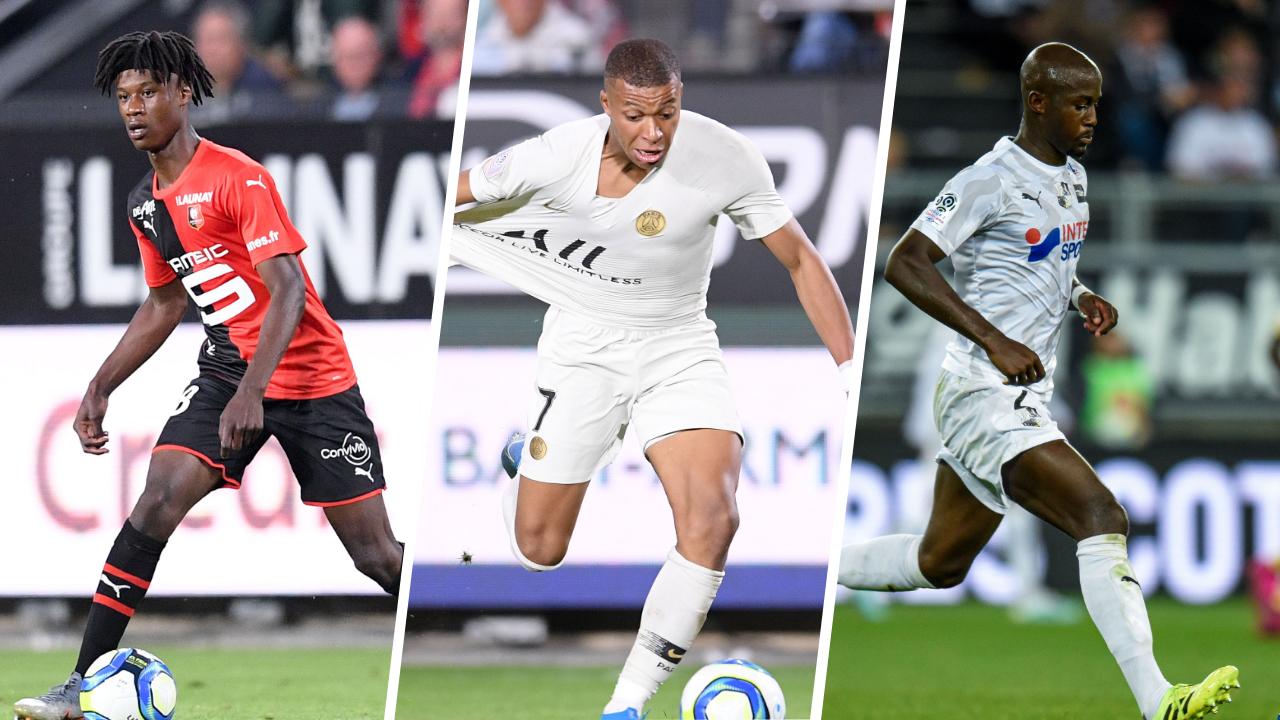 Football - Ligue 1 - Rennes, Amiens, Mbappé : les stats à connaître avant la 3ème journée de L1