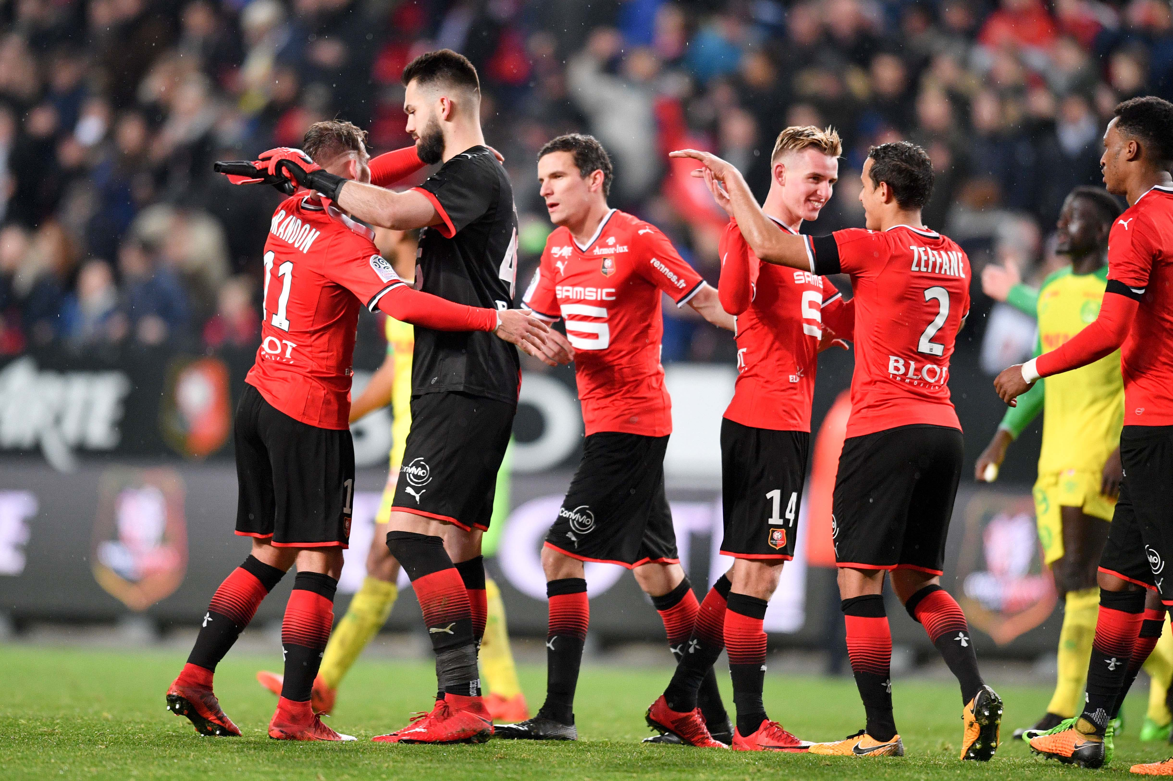 Football - Ligue 1 - Rennes européen : La «Roazhontada» en 5 dates