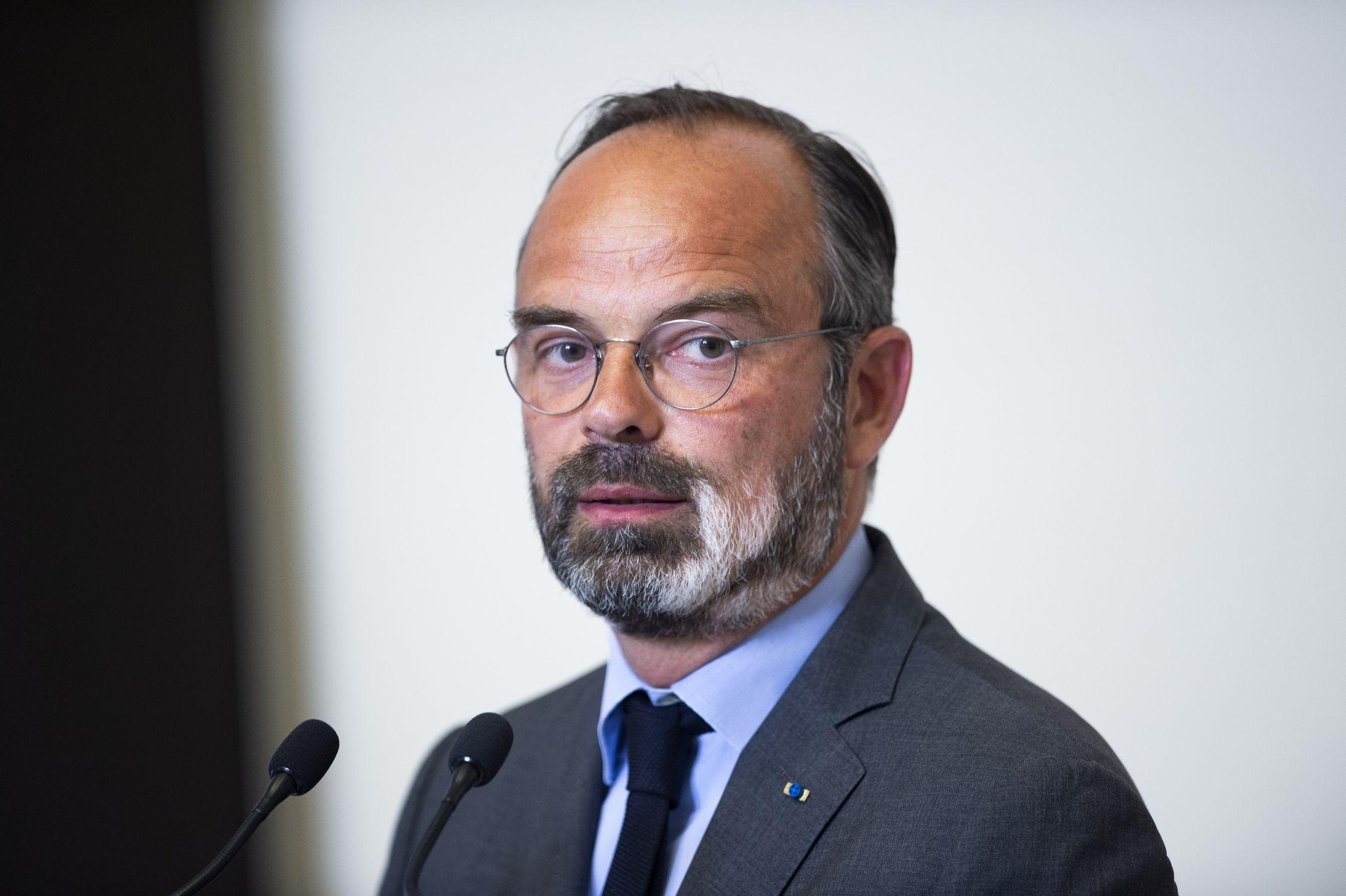 Football - Ligue 1 - Reprise de la Ligue 1 : Edouard Philippe reste inflexible