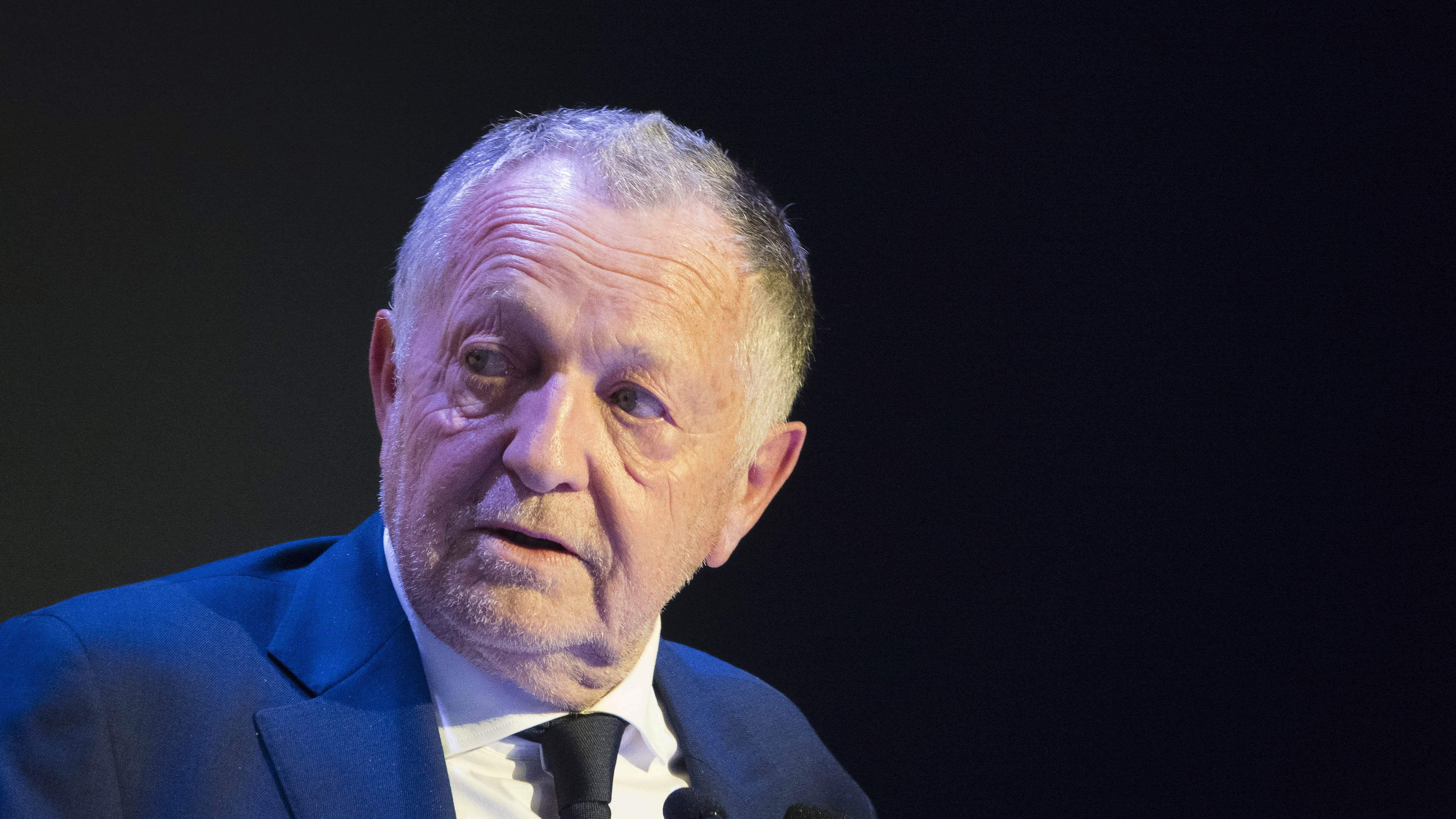 Football - Ligue 1 - Reprise du championnat, Florian Maurice, baisse des salaires... Jean-Michel Aulas fait le point