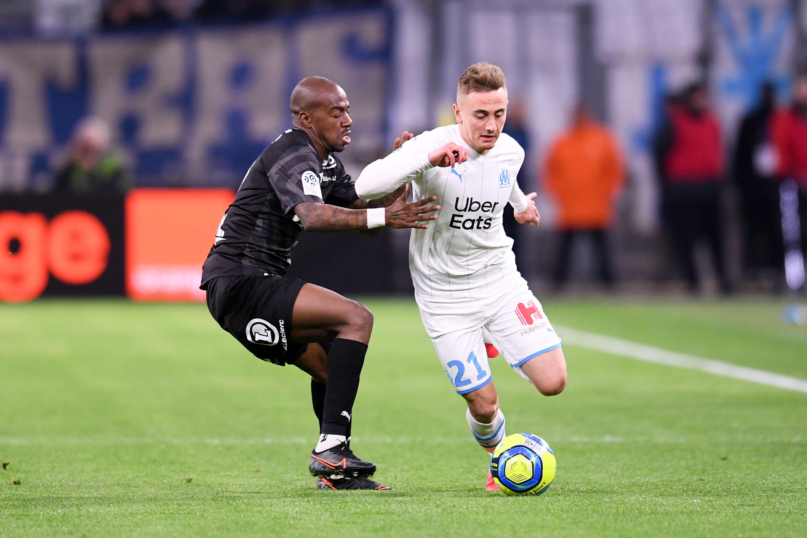 Football - Ligue 1 - Rongier a «l'intelligence de jeu» mais espère marquer plus avec l'OM