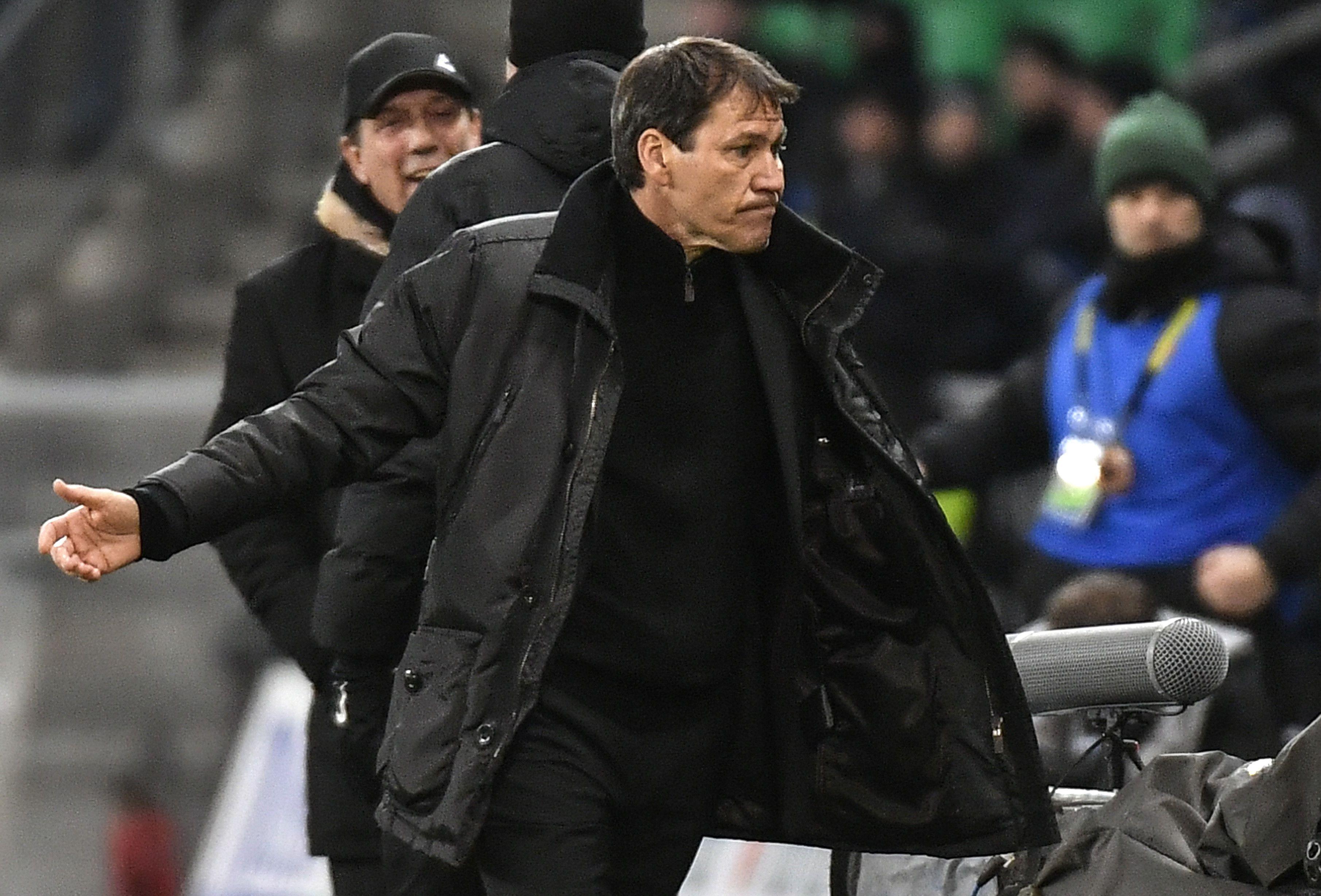 Football - Ligue 1 - Rudi Garcia avant Caen-OM : «On invente des choses, on fouille les poubelles, on creuse...»
