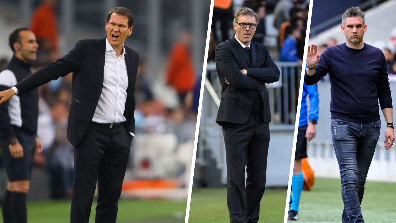 Football - Ligue 1 - Rudi Garcia désormais en pole devant Blanc pour succéder à Silvinho